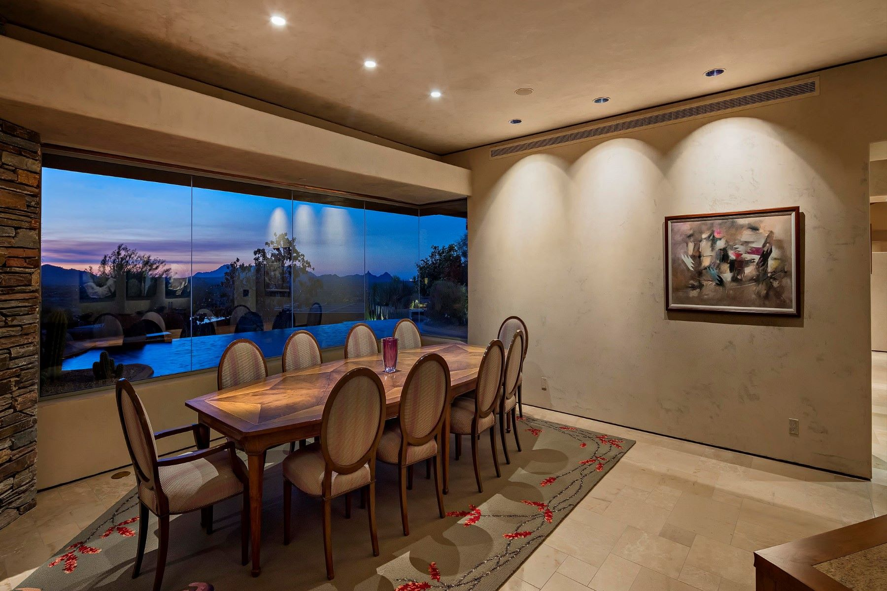 Additional photo for property listing at Timeless contemporary estate in Desert Mountain 9625 E Aw Tillinghast Rd Scottsdale, Arizona 85262 United States