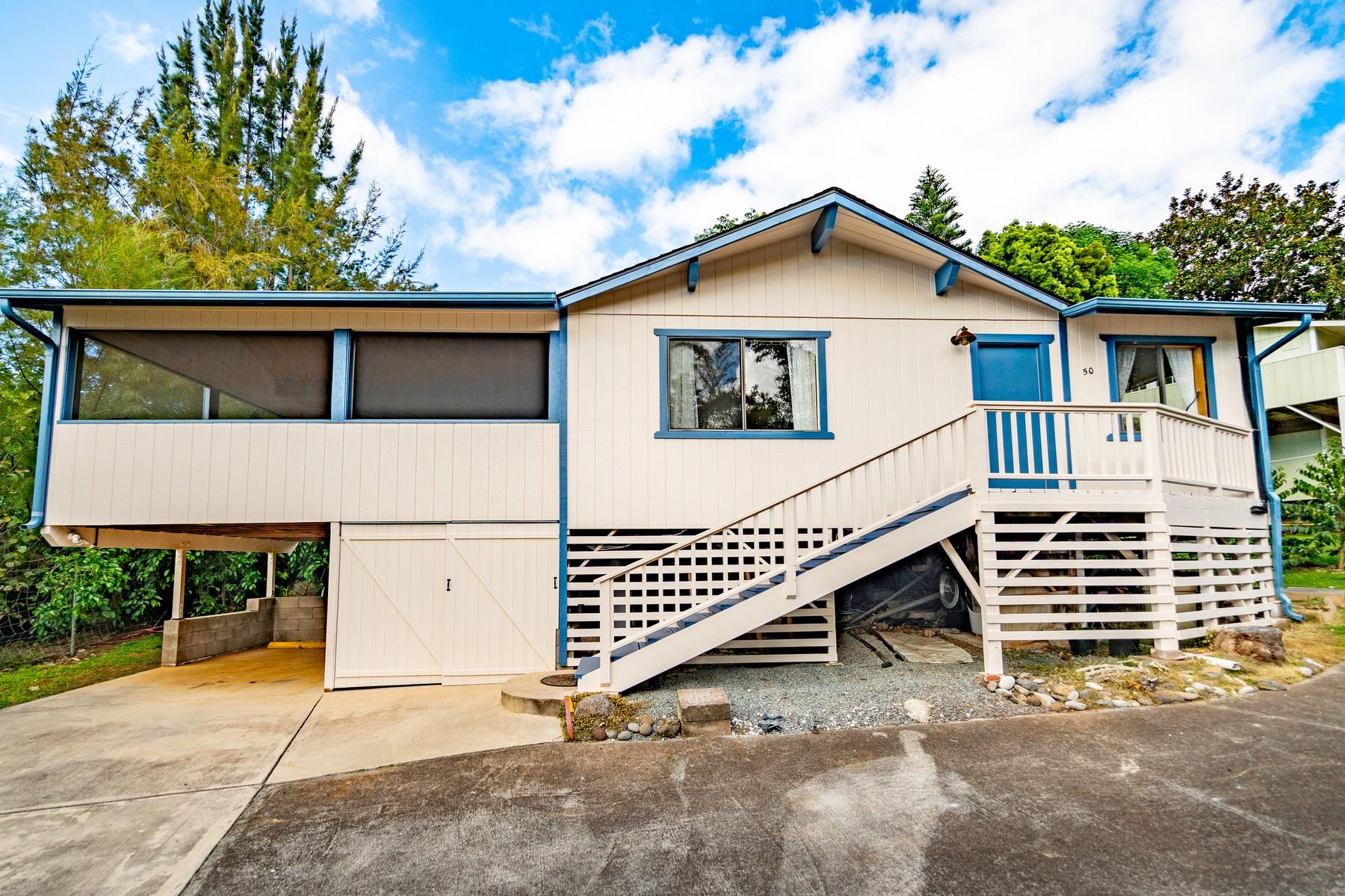 Single Family Home for Active at Cozy & Comfortable Upcountry Living 50 Kulalani Dr Kula, Hawaii 96790 United States