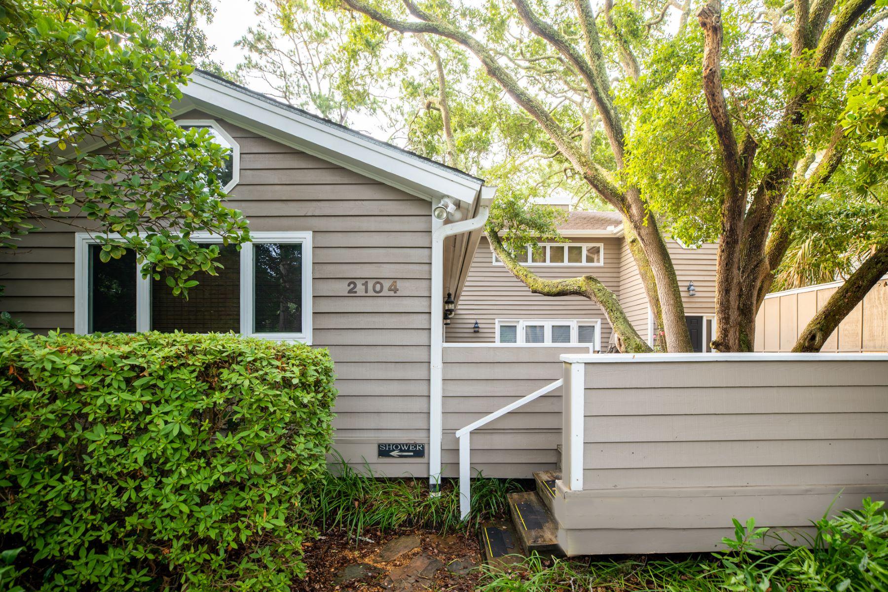 Single Family Homes por un Venta en St. Simons Island, Georgia 31522 Estados Unidos