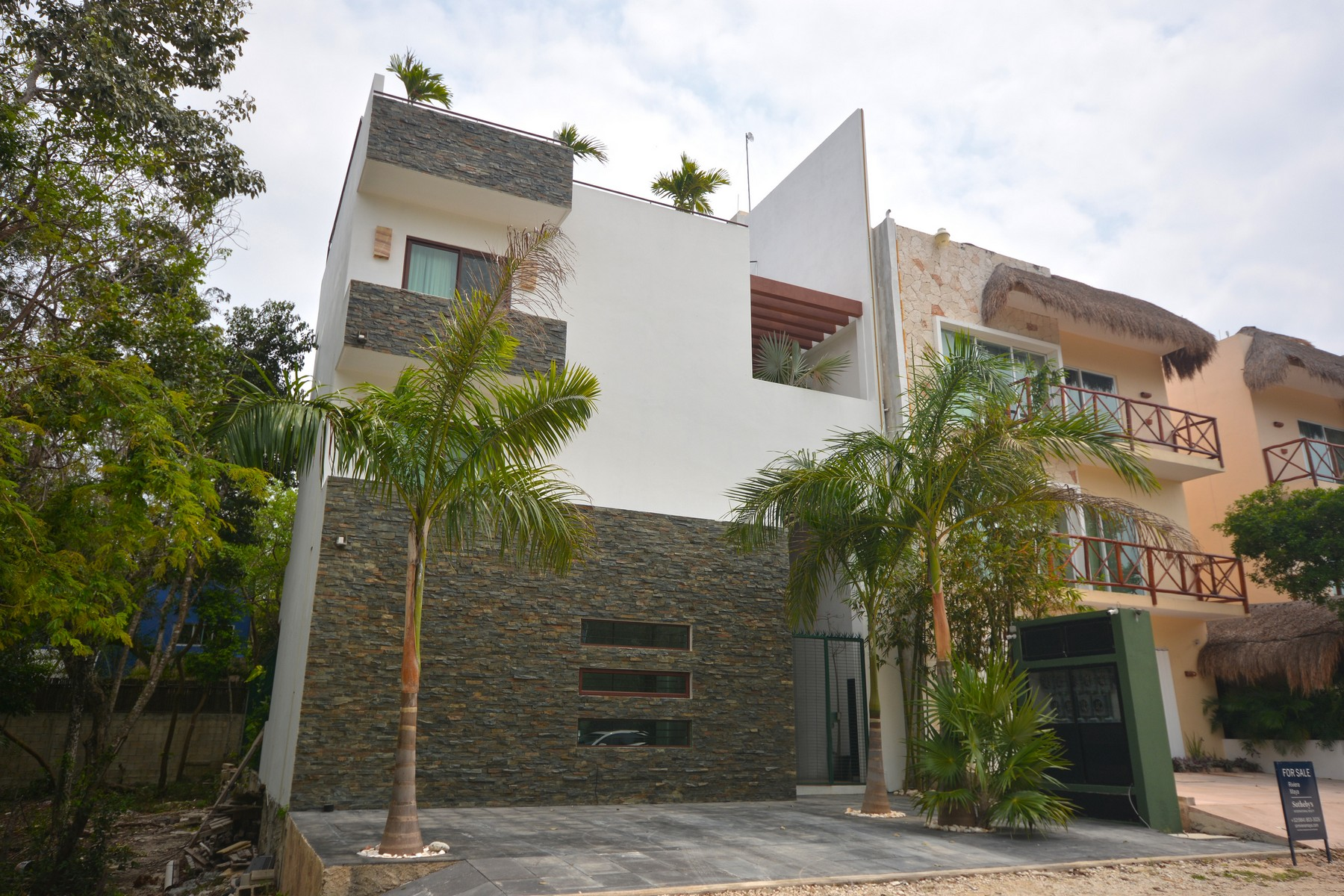 Apartment for Sale at MODERN GREEN VIEW BUILDING Neptuno Oriente, Lte 016 Tulum, Quintana Roo 77760 Mexico