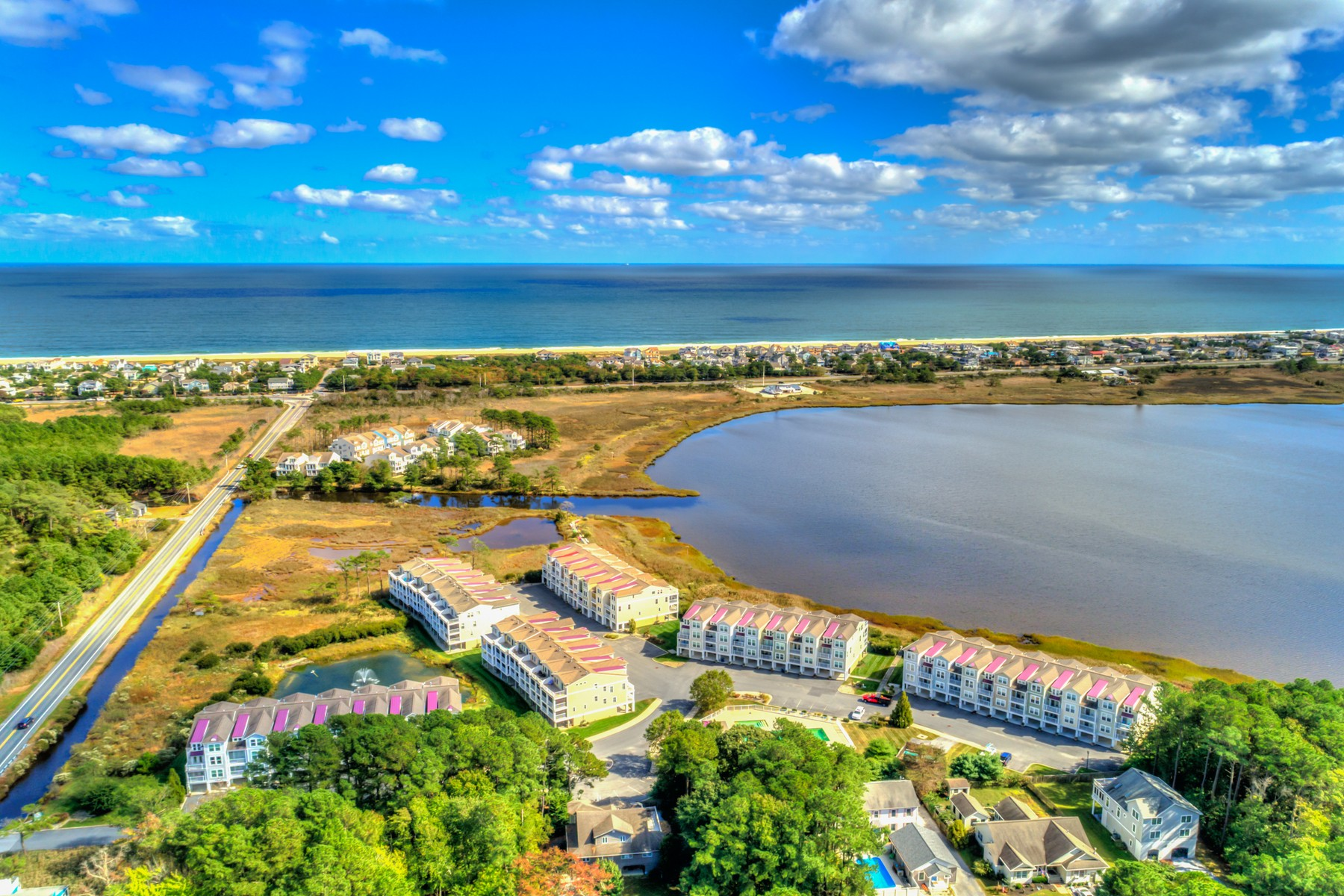 Condominium for Sale at 39330 Hatteras Drive , Bethany Beach, DE 19930 39330 Hatteras Drive, Bethany Beach, Delaware, 19930 United States