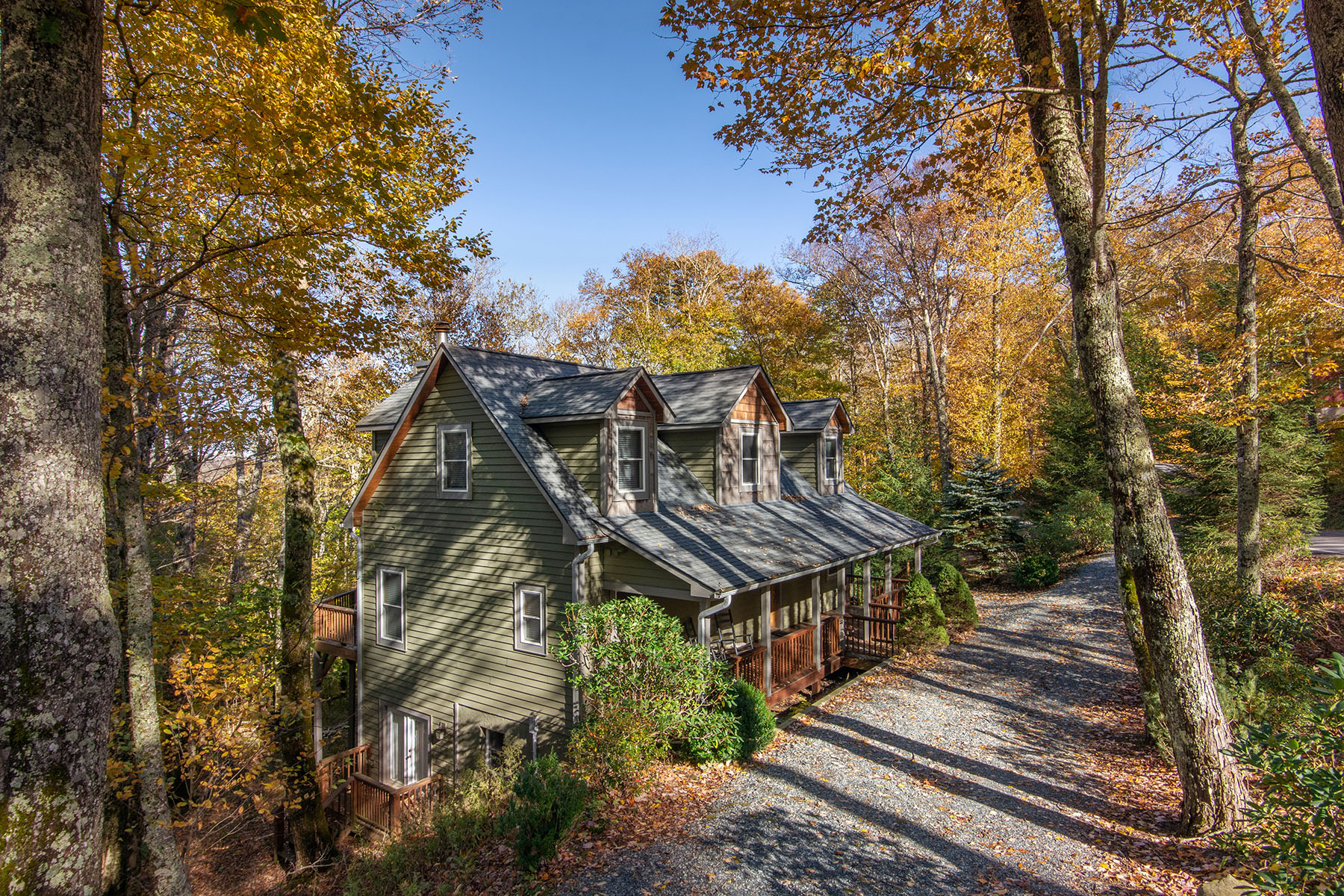 Single Family Homes for Sale at SUGAR MOUNTAIN 1618 Grouse Moor Dr Sugar Mountain, North Carolina 28604 United States