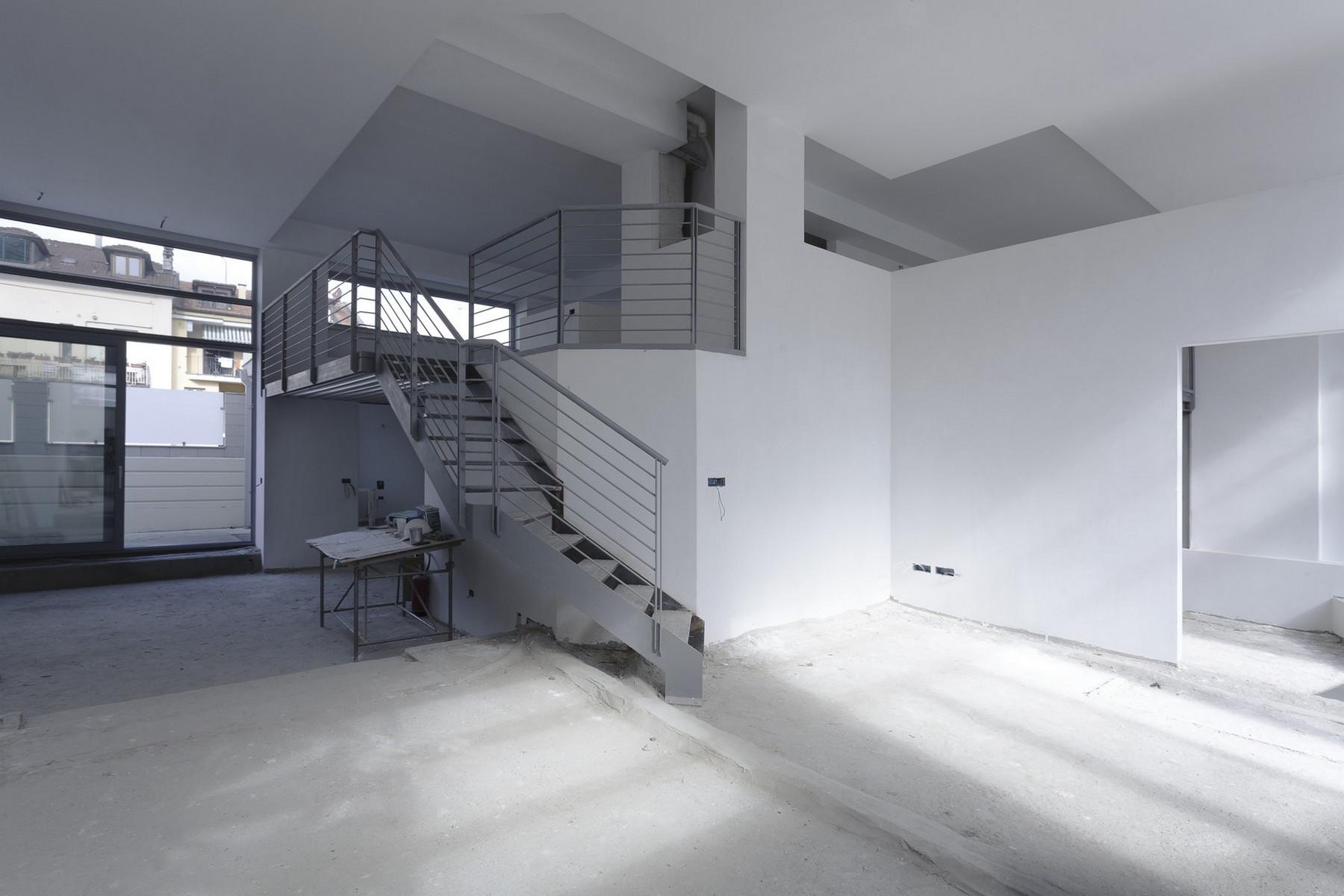 Apartamento por un Venta en Modern Loft in the pre hills Strada del Salino Torino, Turin 10133 Italia