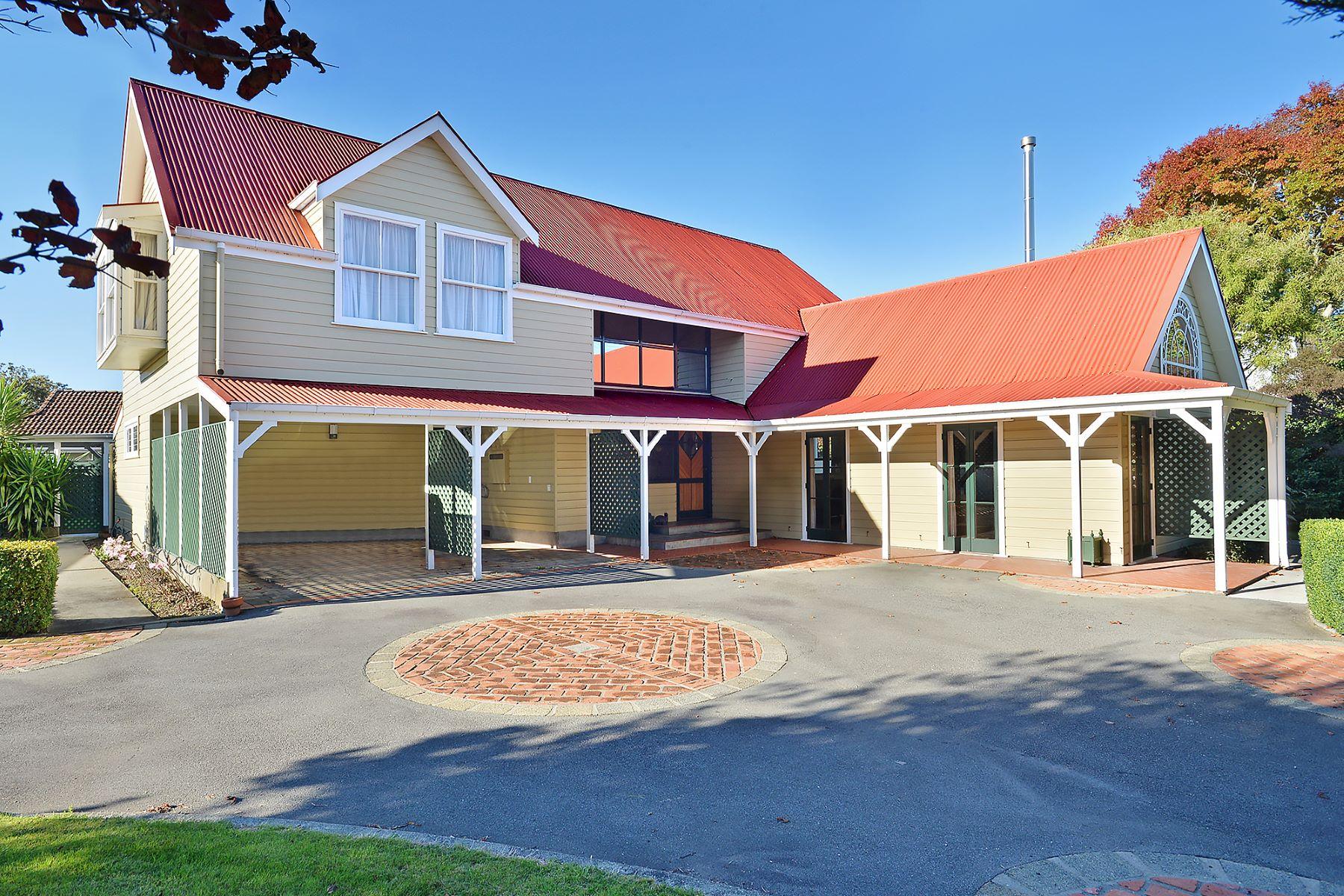 Single Family Homes por un Venta en 15 Jellicoe Street, Greytown Other Wellington, Wellington Nueva Zelanda