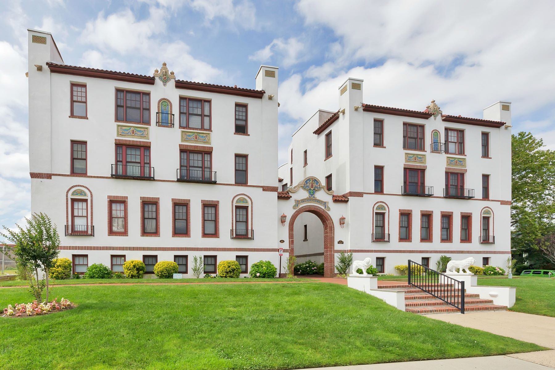 Condominiums for Sale at Beautiful Condominium in the Historic Britwood 218 2nd Ave 103W Asbury Park, New Jersey 07712 United States
