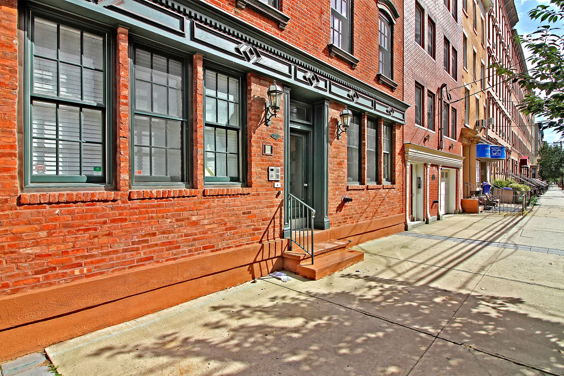 Condominium for Sale at 2 Bedroom/ 2 Bathroom condo is located in a fantastic downtown Hoboken 221 Willow Ave #1R, Hoboken, New Jersey 07030 United States