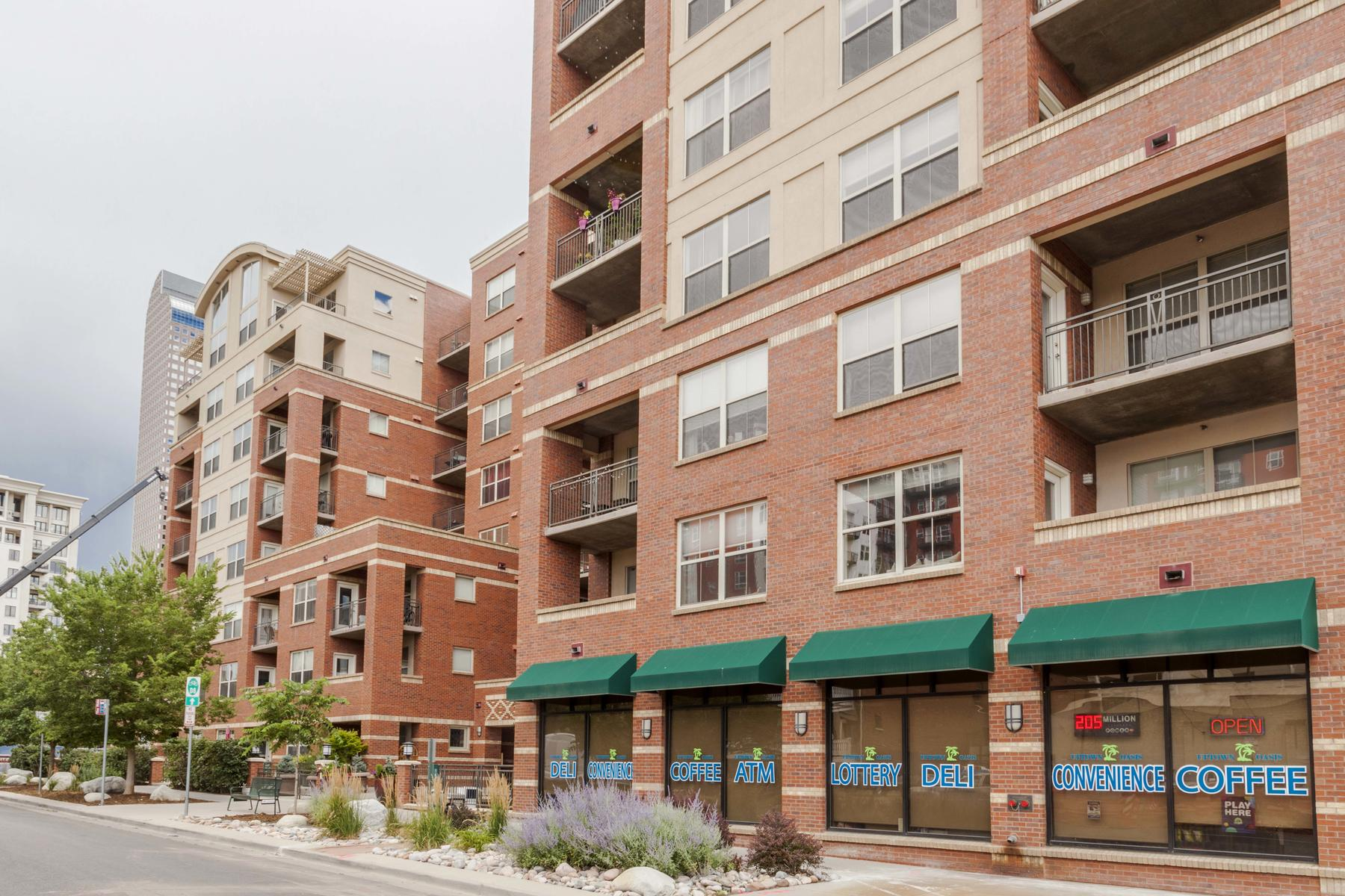 Additional photo for property listing at Townhome With The Best City Lifestyle and Location Available! 2200 Tremont Place #6 Denver, Colorado 80205 United States