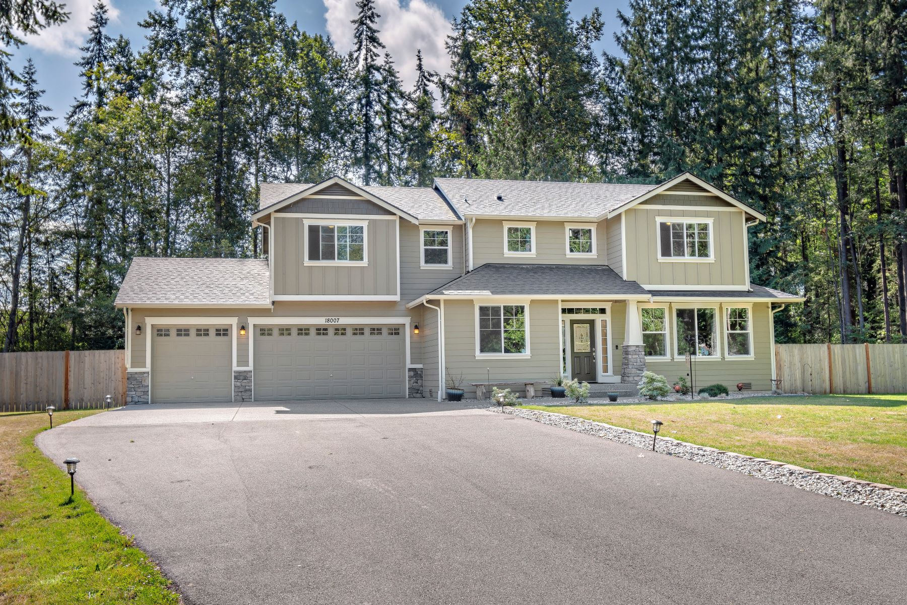 Single Family Homes for Sale at Smokey Point 18007 25th Ave NE Marysville, Washington 98271 United States