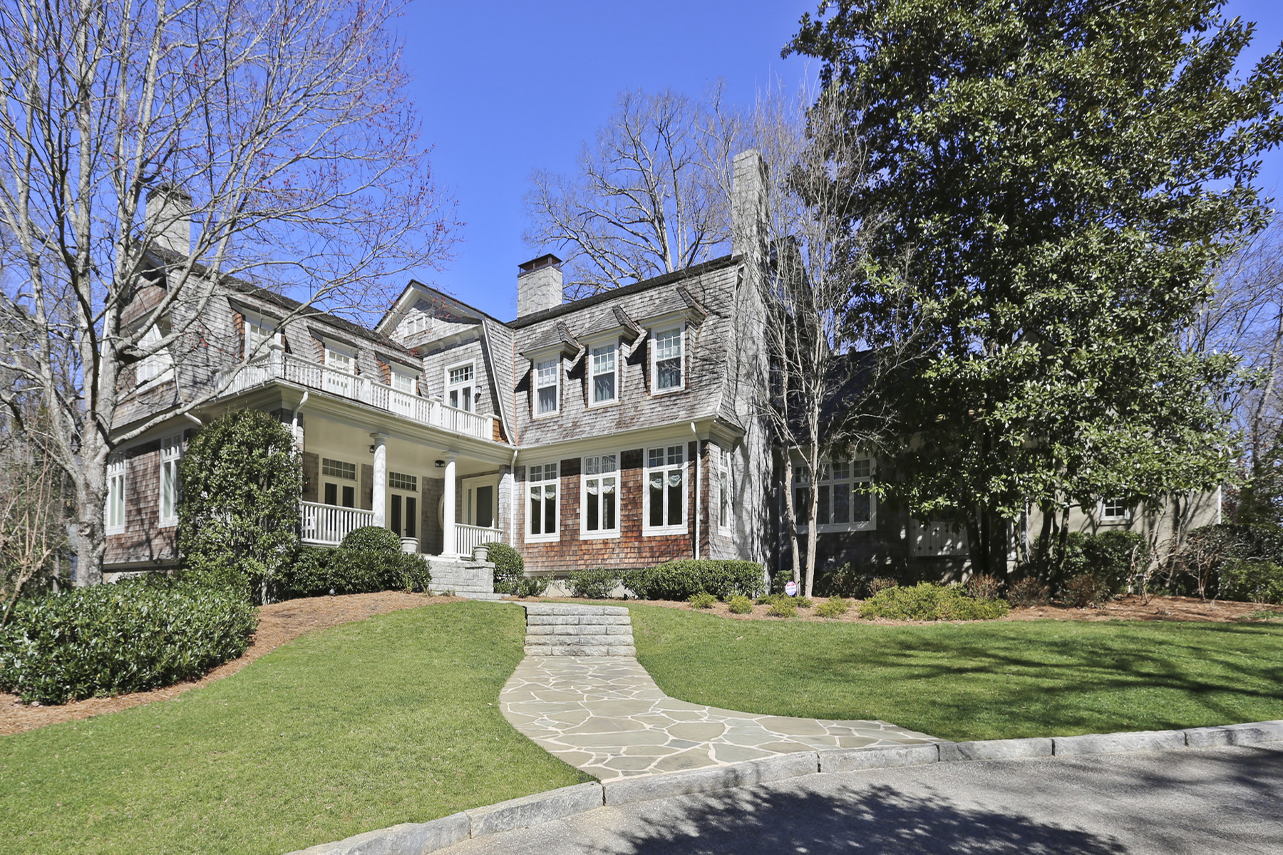 sales property at New England Style Home In Buckhead