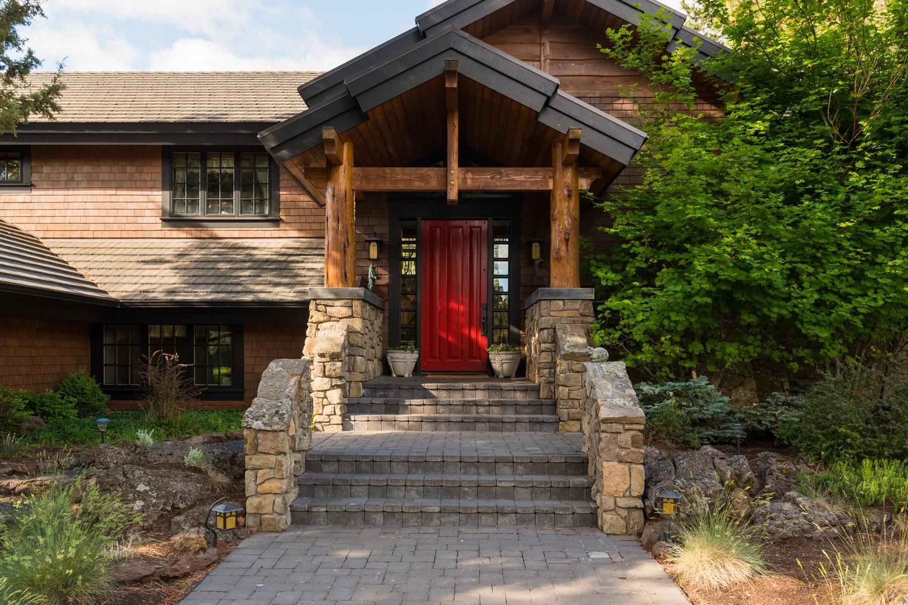 Single Family Homes 為 出售 在 Cascade Mountain Ridge Estate - Sisters, OR 68879 Chestnut Drive, Sisters, 俄勒岡州 97759 美國