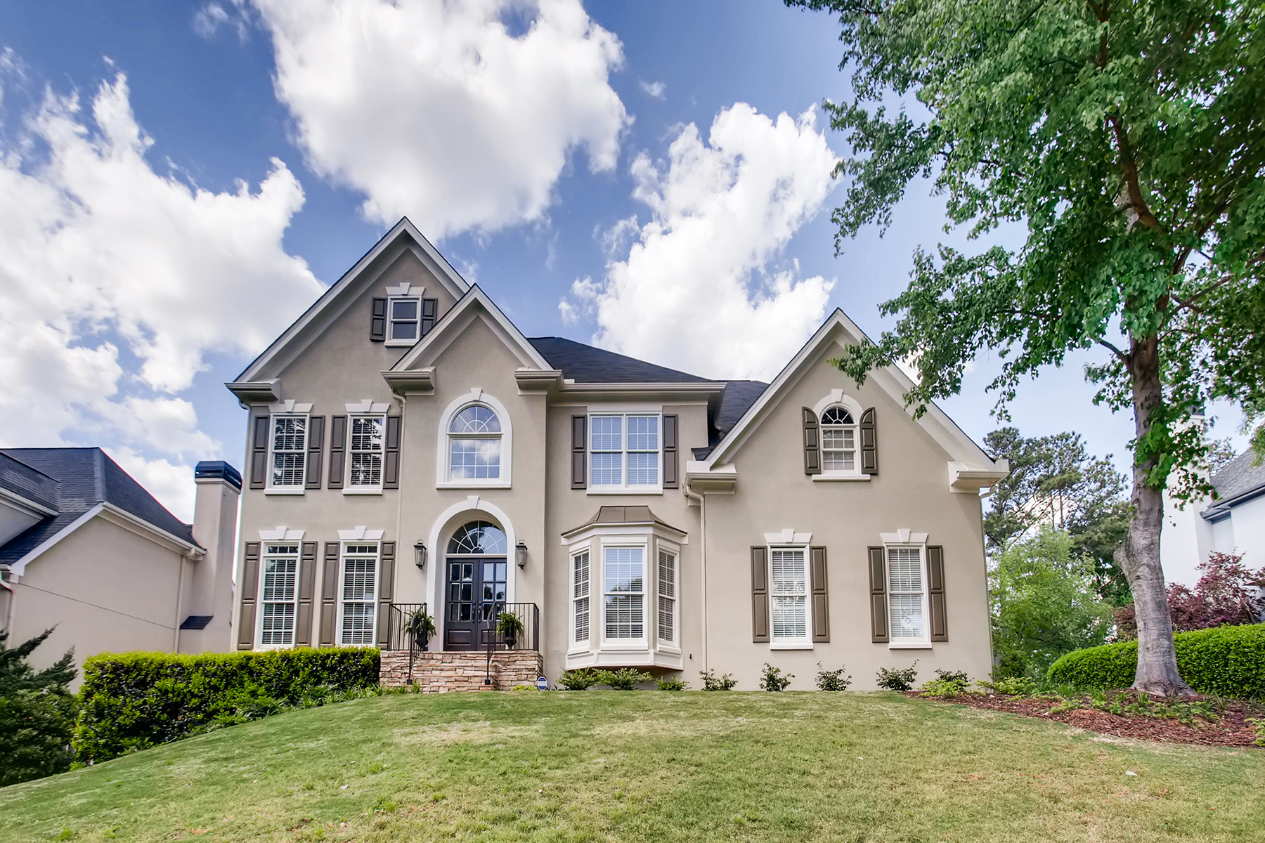 Single Family Home for Sale at Serene And Spectacular In Edenwilde 265 Wilde Green Dr Roswell, Georgia 30075 United States