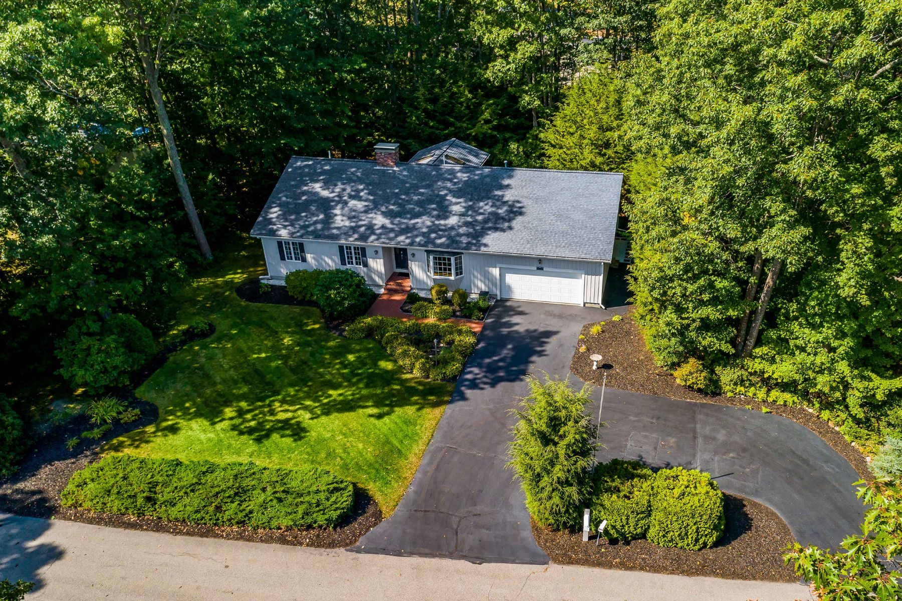 Single Family Homes for Sale at Pristine Ranch Blocks from Moody Beach 160 Blanchard Street, Wells, Maine 04090 United States