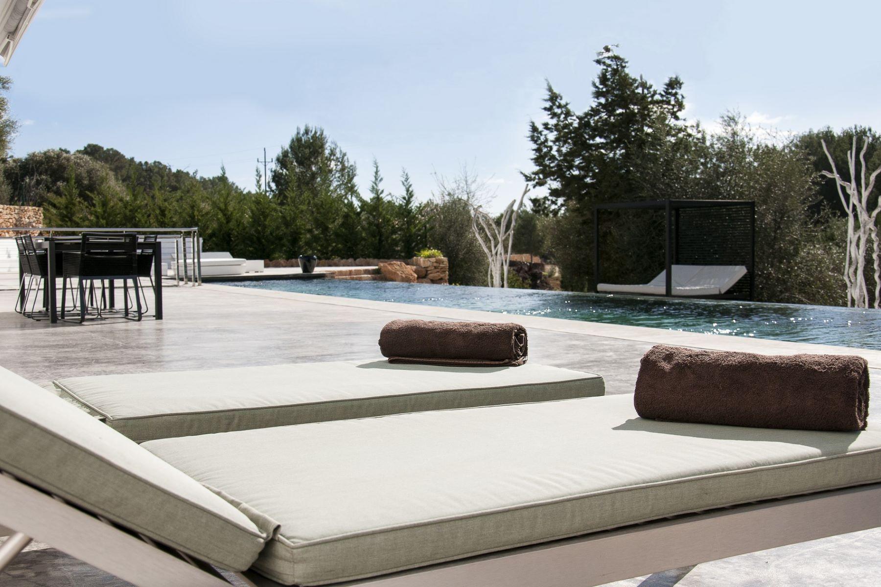 独户住宅 为 出租 在 Modern Villa In Santa Gertrudis Country Ibiza, 巴利阿里群岛, 07814 西班牙