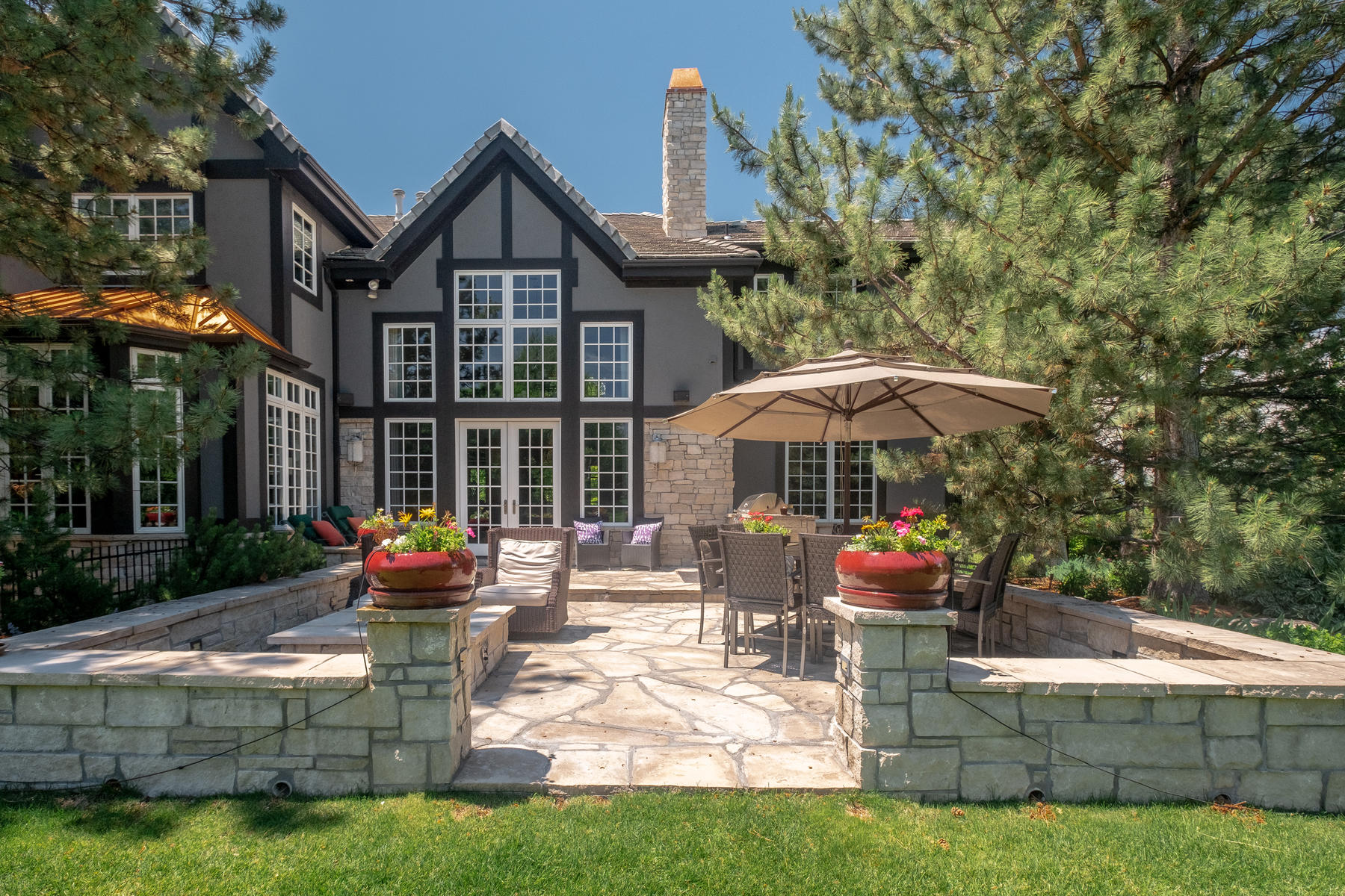 Single Family Homes for Sale at The Preserve in Greenwood Village 4070 Preserve Parkway North Greenwood Village, Colorado 80121 United States
