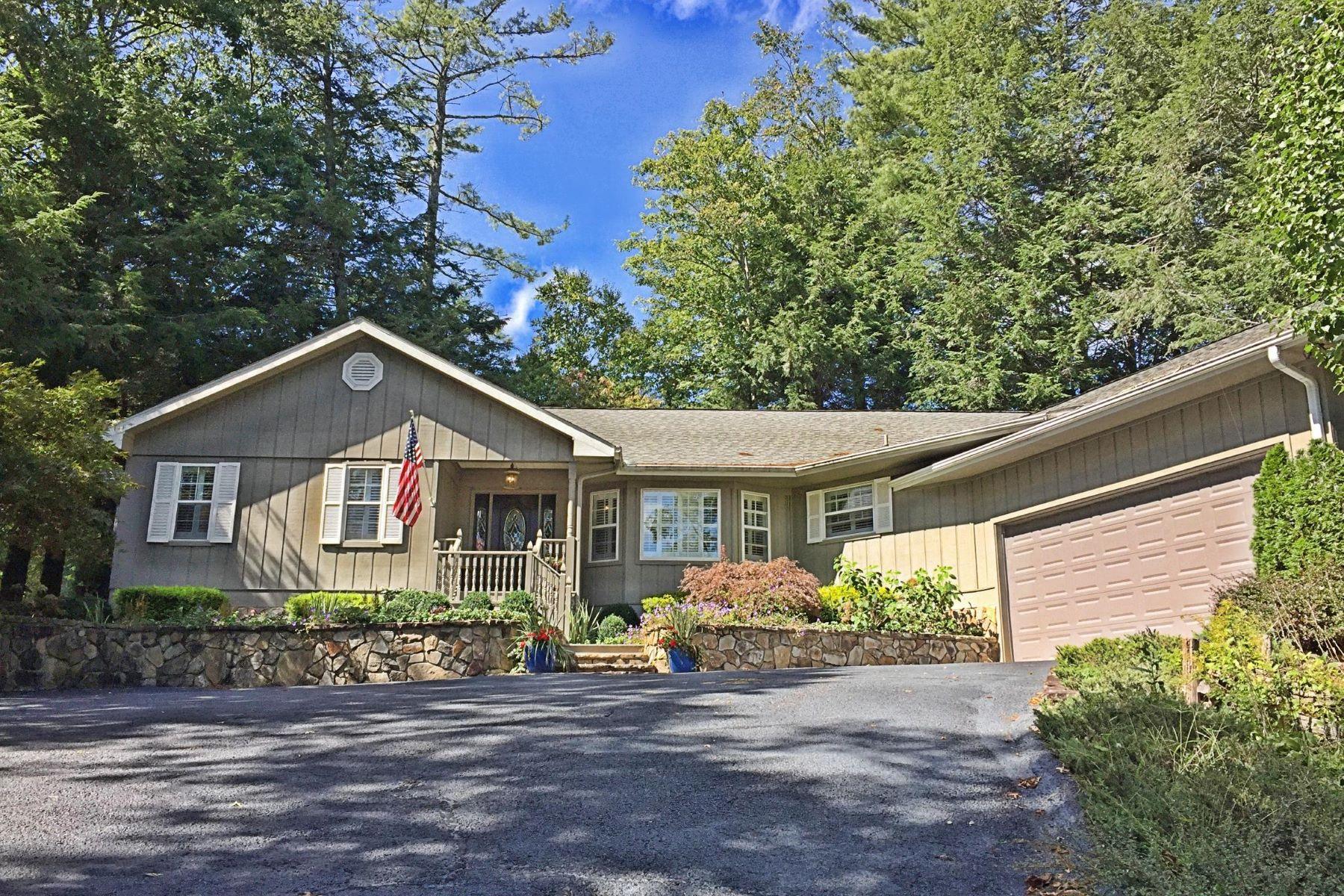 Single Family Home for Sale at Crosby 910 Skylake Drive Highlands, North Carolina, 28741 United States