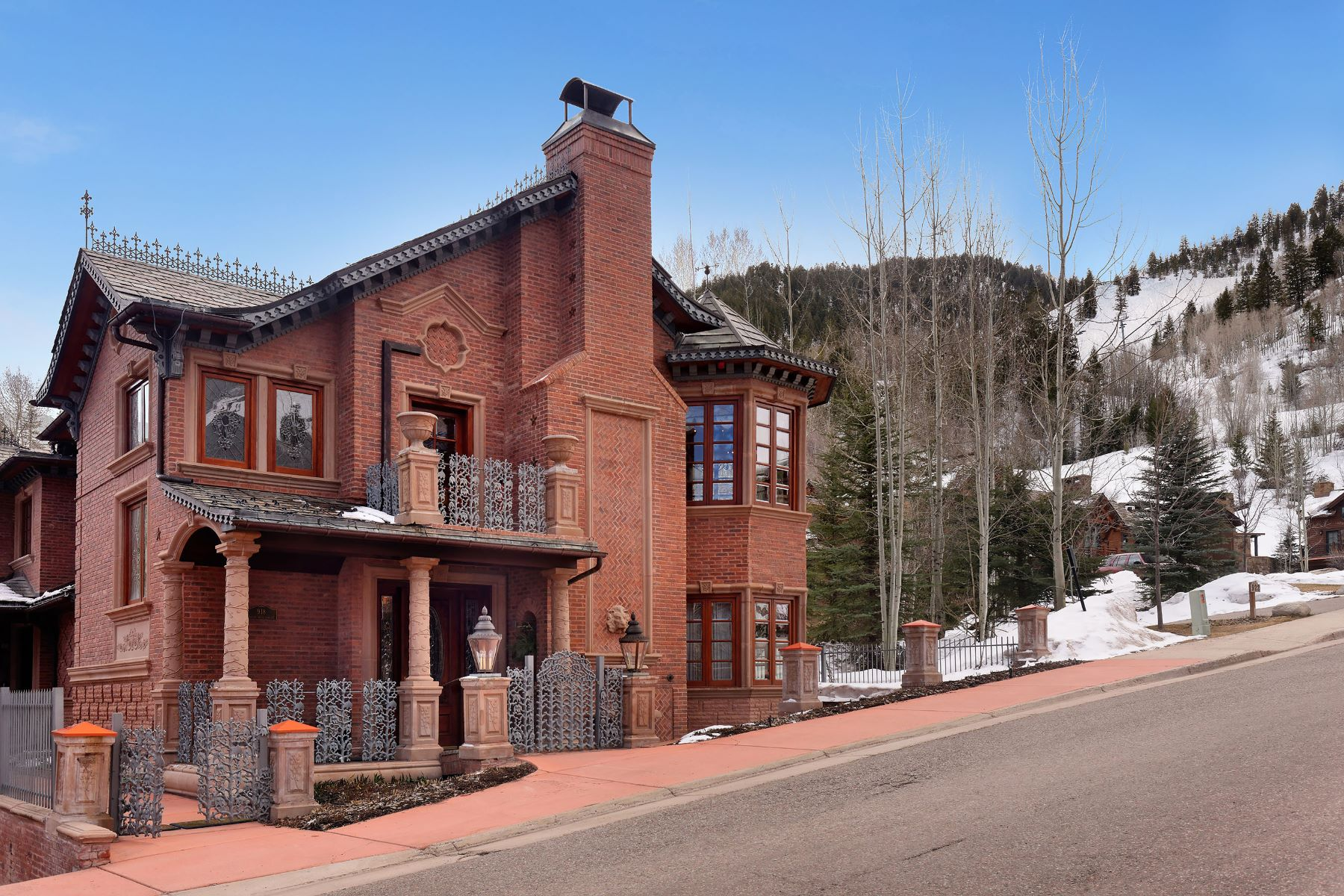 Duplex for Active at 918 S. Mill Street 918 South Mill Street #A Aspen, Colorado 81611 United States