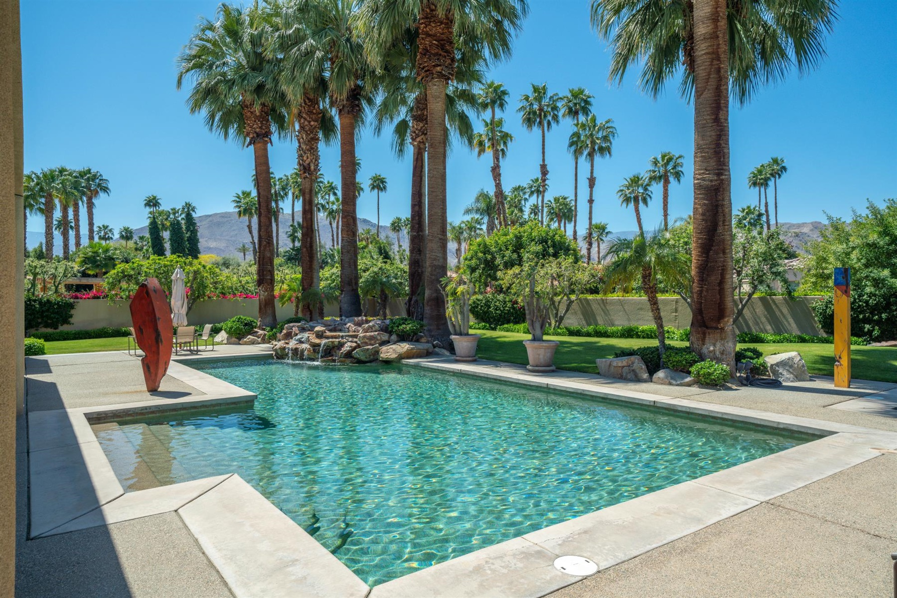 Single Family Homes for Sale at 40590 Morningstar Road Rancho Mirage, California 92270 United States