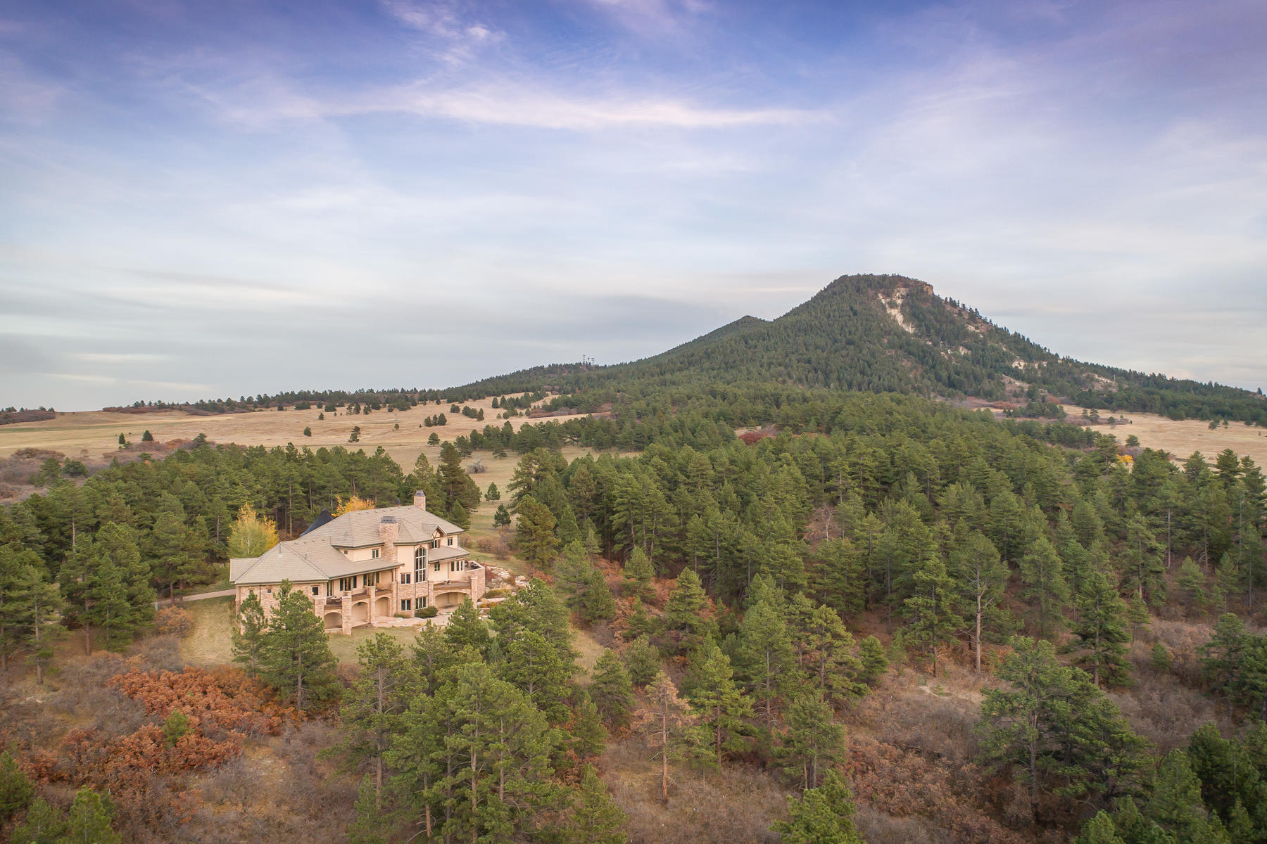 Single Family Home for Active at Running Bear Ranch 9268 S Perry Park Rd Larkspur, Colorado 80118 United States