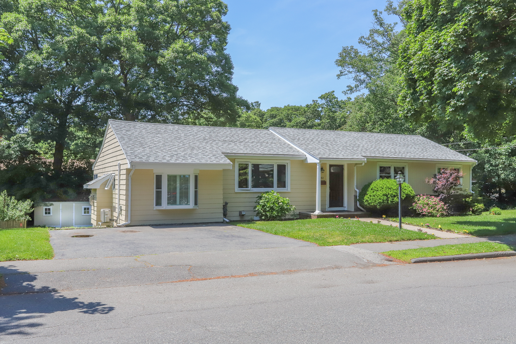 Single Family Homes for Sale at Meticulous Mid-Century Ranch 192 Forest Avenue Swampscott, Massachusetts 01907 United States