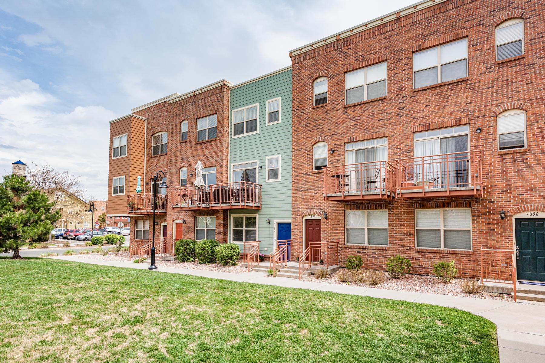 Condominiums for Sale at 7886 W 54th Avenue Arvada, Colorado 80002 United States