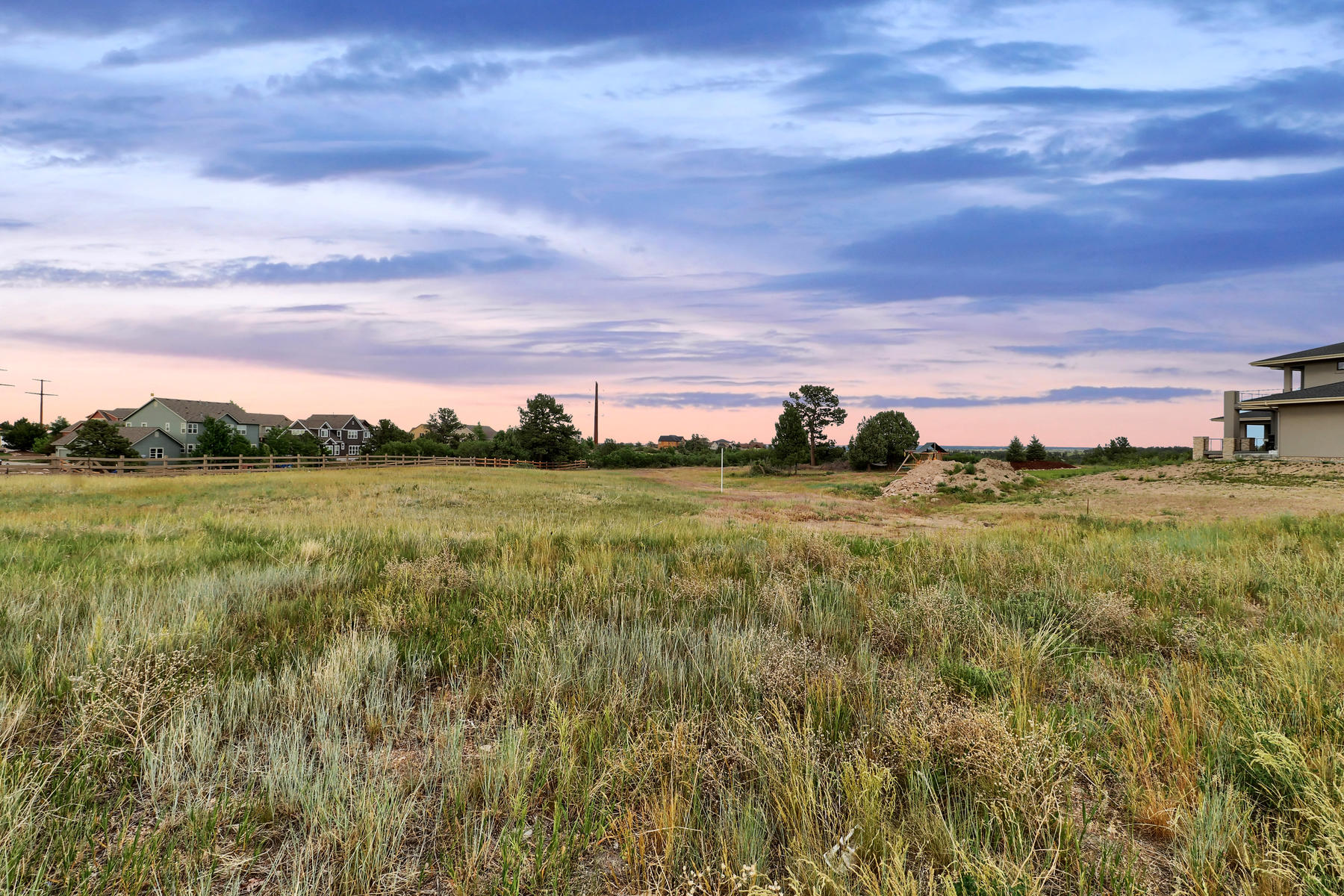 Land for Active at Great opportunity to build your custom dream home. 2414 Eastview Dr Castle Rock, Colorado 80104 United States