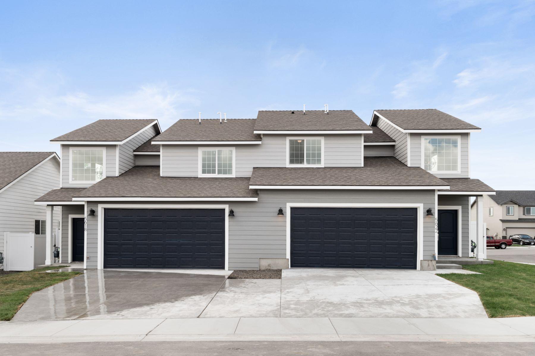 Single Family Homes por un Venta en Large Cul-de-Sac Location 5222 Remington Drive Pasco, Washington 99301 Estados Unidos