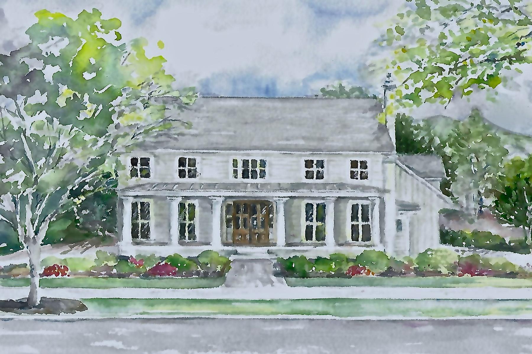 Μονοκατοικία για την Πώληση στο New Construction Farmhouse In Birch Grove 2198 Bliss Lane Marietta, Γεωργια 30062 Ηνωμένες Πολιτείες