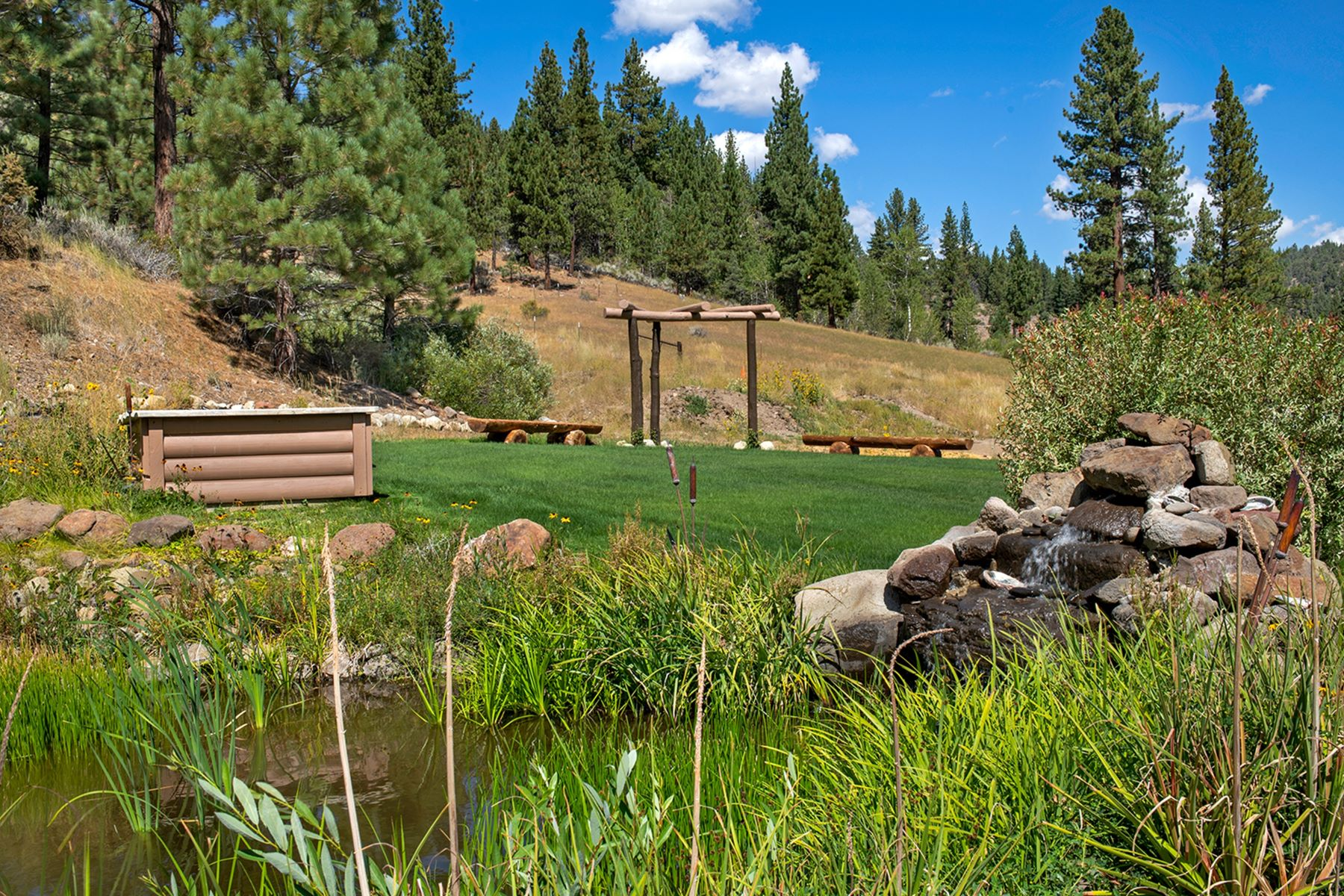 Additional photo for property listing at River Rose Ranch 15740 Hwy 89 Markleeville, California 96120 United States