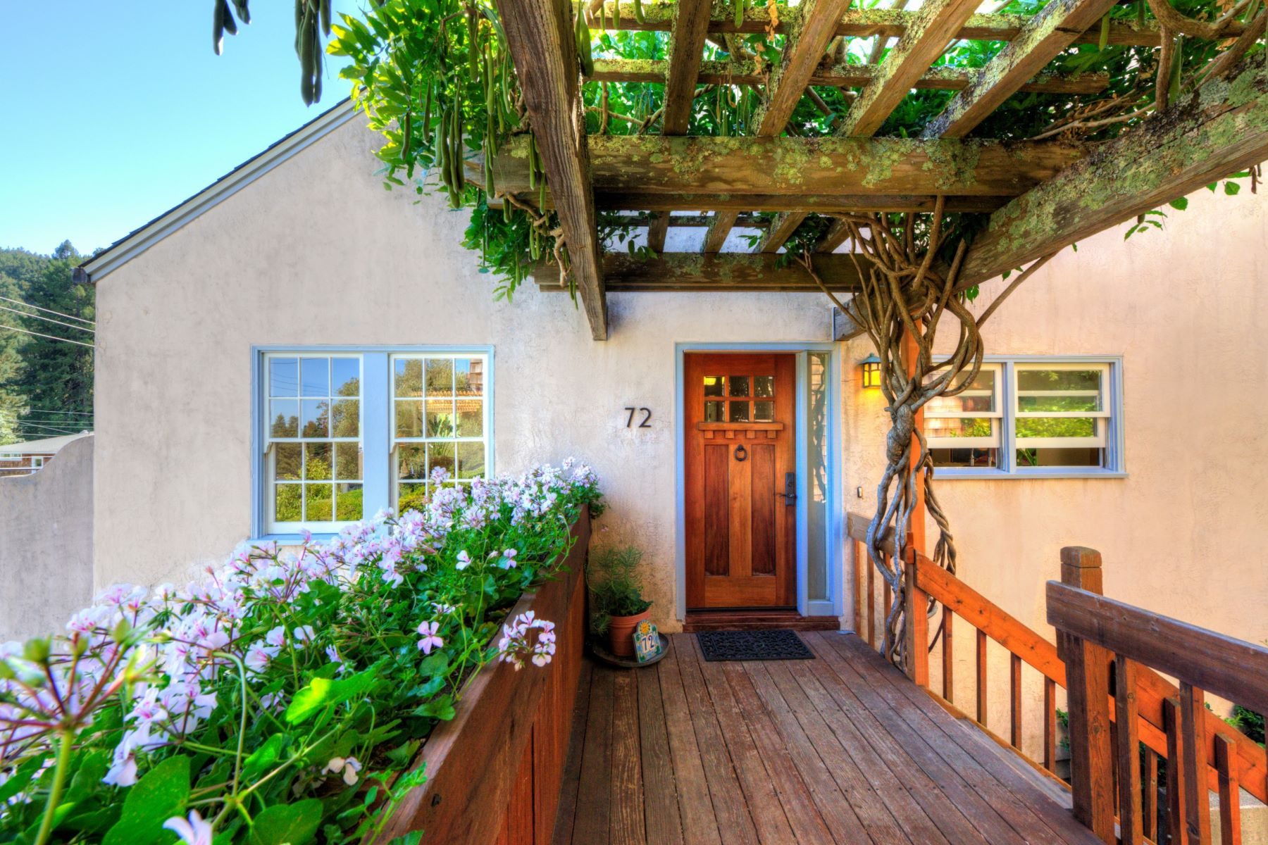 Single Family Home for Sale at Live in Downtown Mill Valley 72 Lovell Ave Mill Valley, California 94941 United States