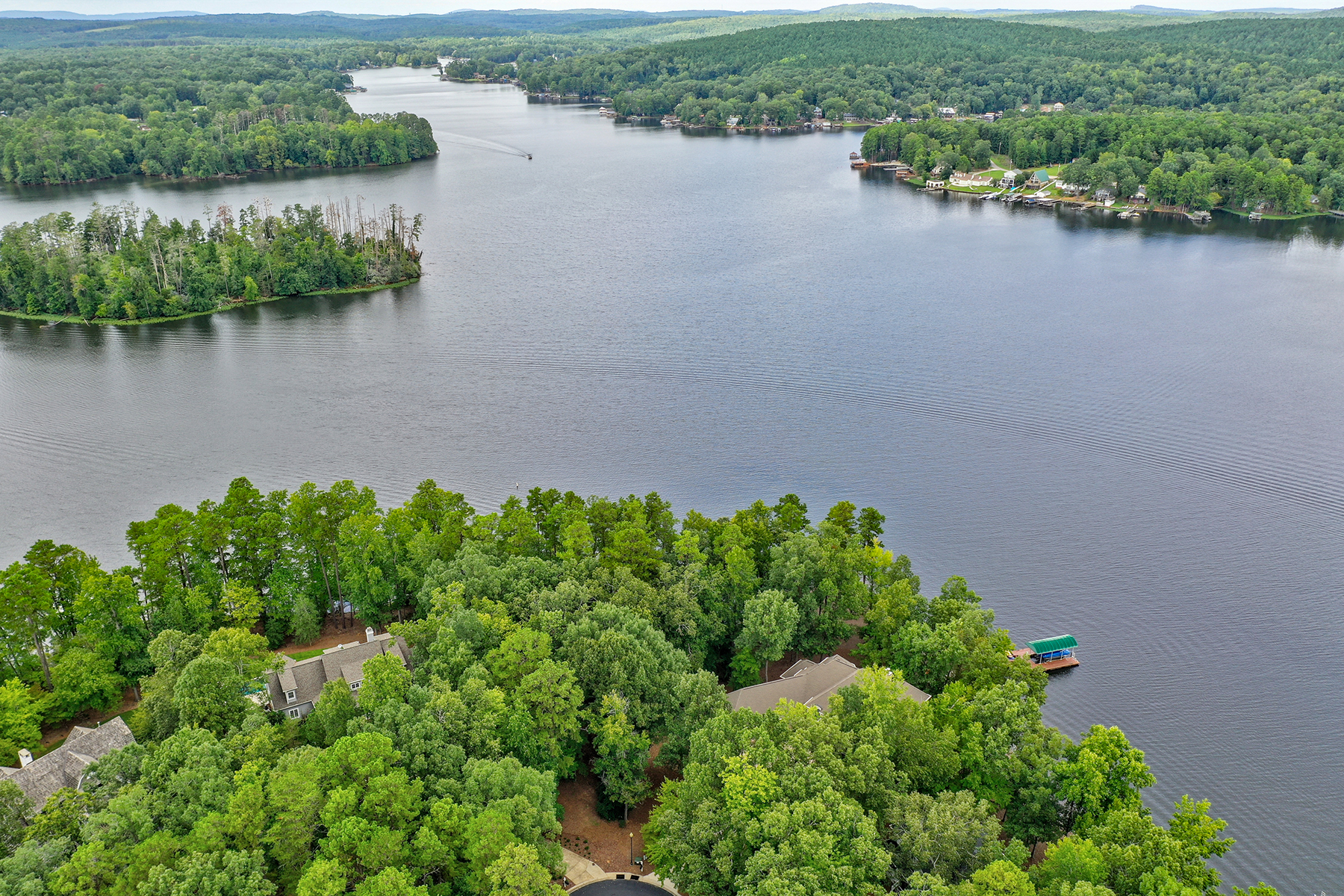Land for Active at UWHARRIE POINT 527 N Pennington Ferry Dr , 26 New London, North Carolina 28127 United States