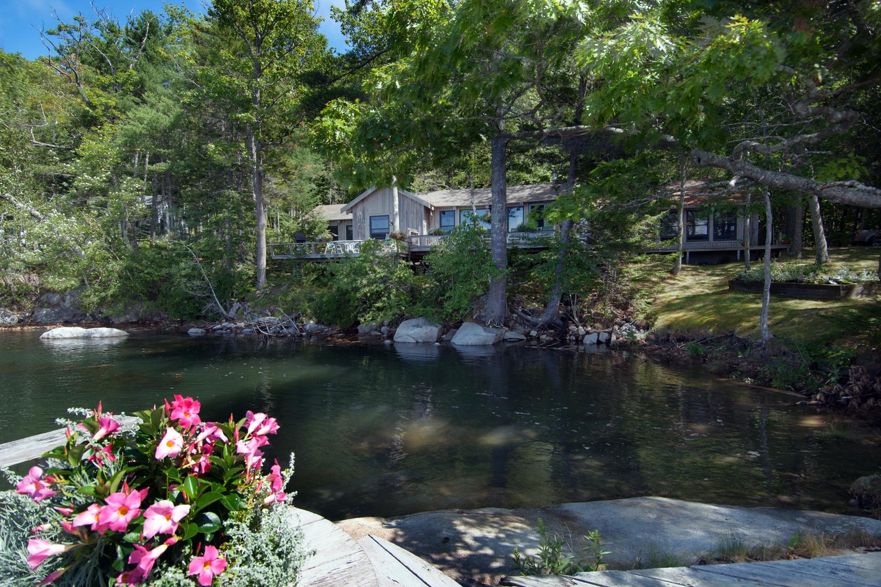 Maison unifamiliale pour l Vente à 29-37 Good Day Cottage 29-37 Good Day Drive South Bristol, Maine, 04573 États-Unis