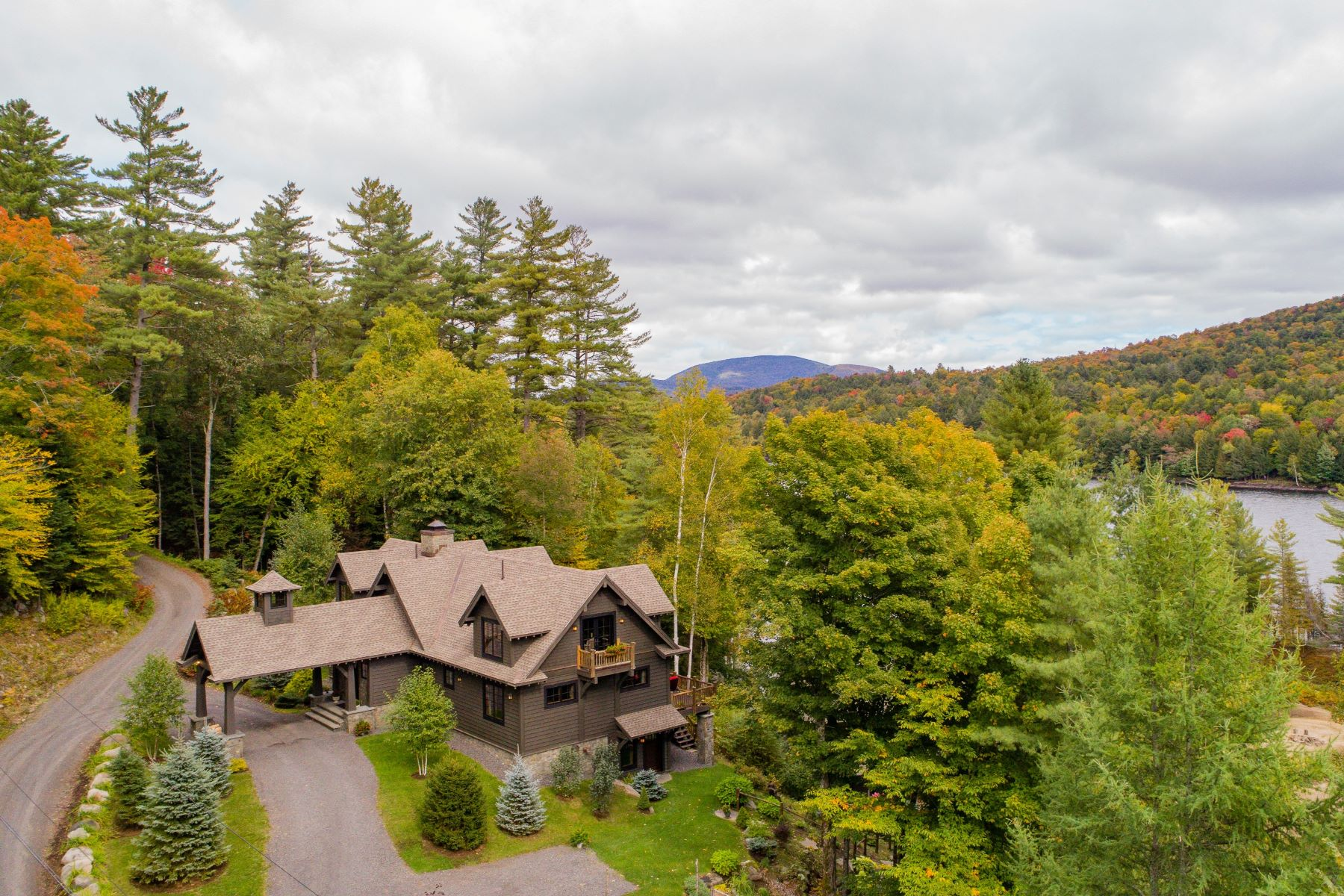 "Single Family Homes for Active at ""Tapawingo"" on Long Lake 106 Mix Lane Long Lake, New York 12847 United States"