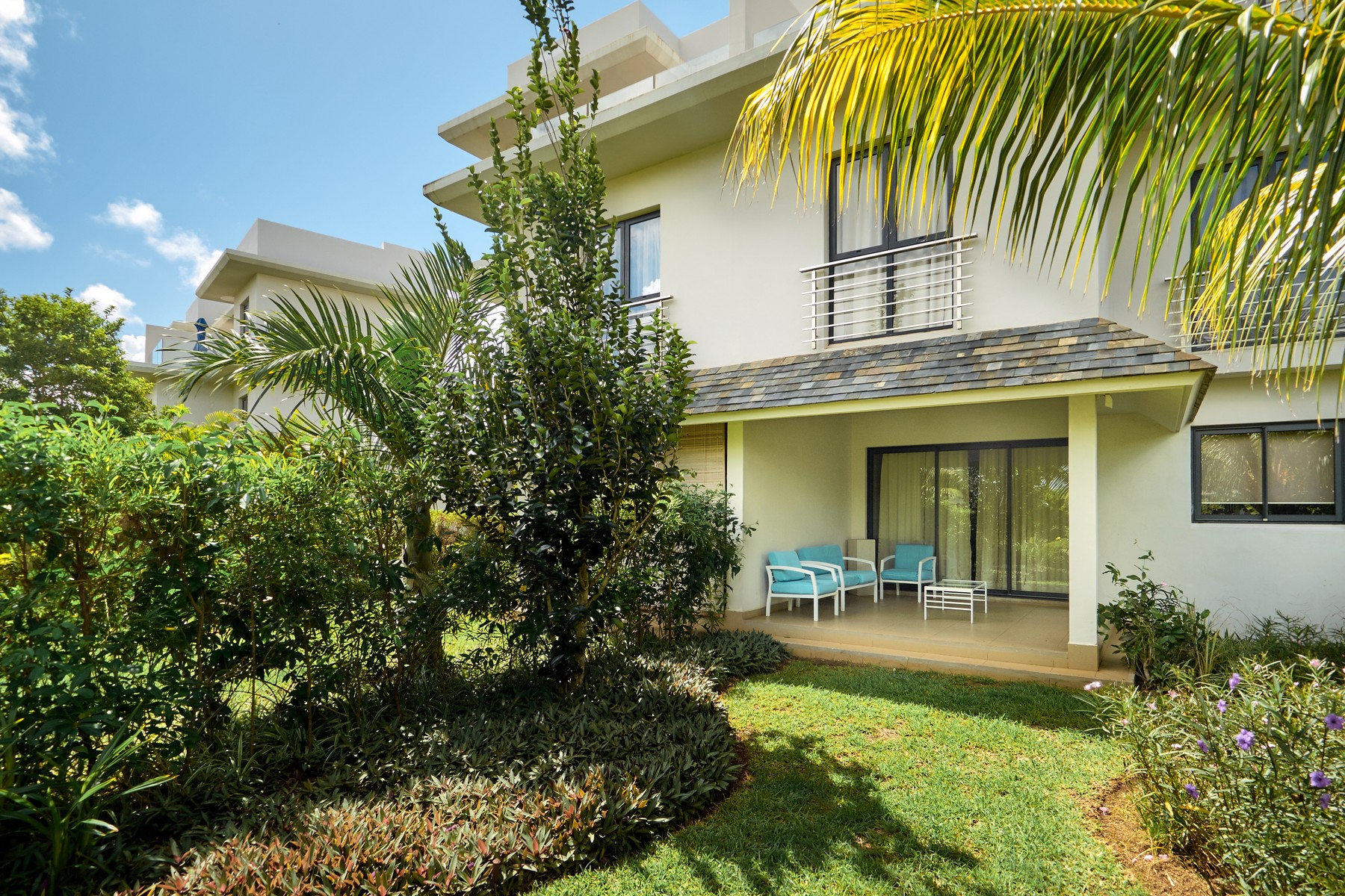 Townhouse for Sale at Inviting Waterfront Retreat, Haut Rivage Azuri Roches Noires, Riviere Du Rempart Mauritius