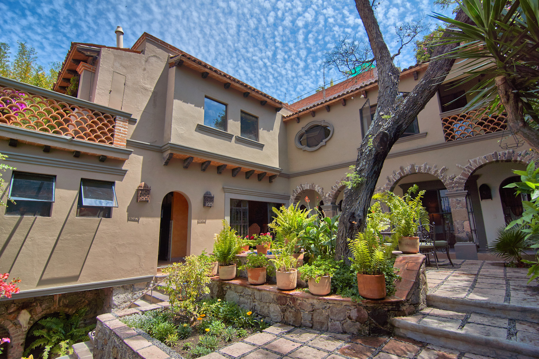 Single Family Home for Sale at Chorro Calle El Chorro San Miguel De Allende, Guanajuato 37700 Mexico
