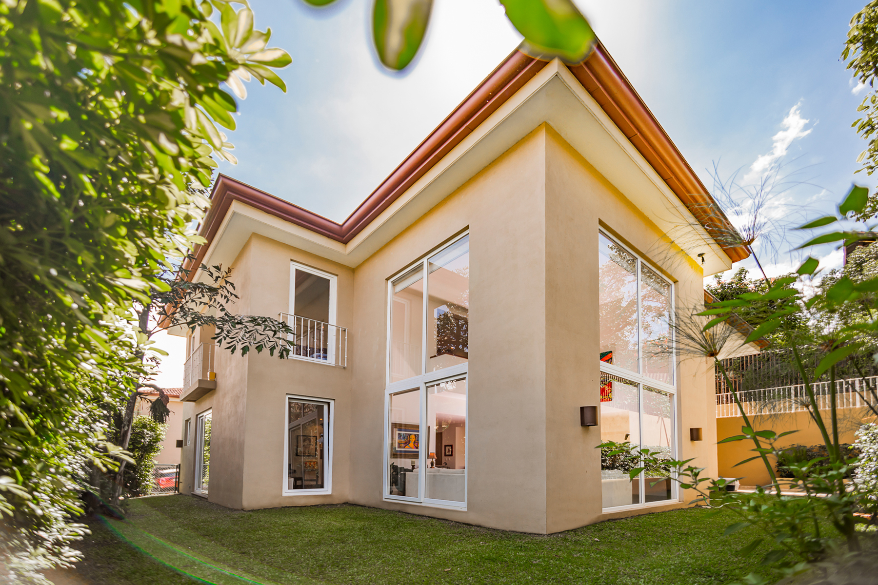 Single Family Homes for Sale at 4B/5B Family Home in Gated Community, house for sale in Escazú, San José Escazu, San Jose Costa Rica