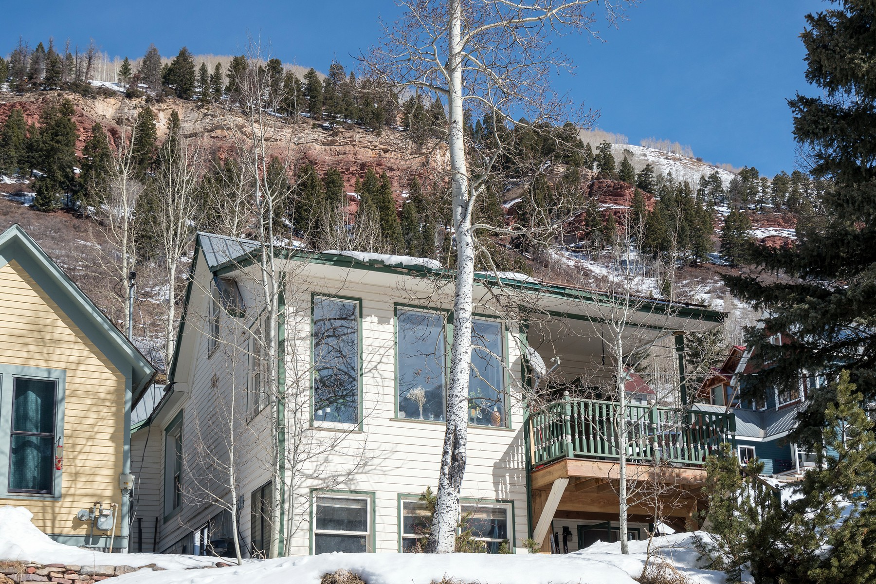 Single Family Home for Sale at 239 East Galena Street Telluride, Colorado, 81435 United States