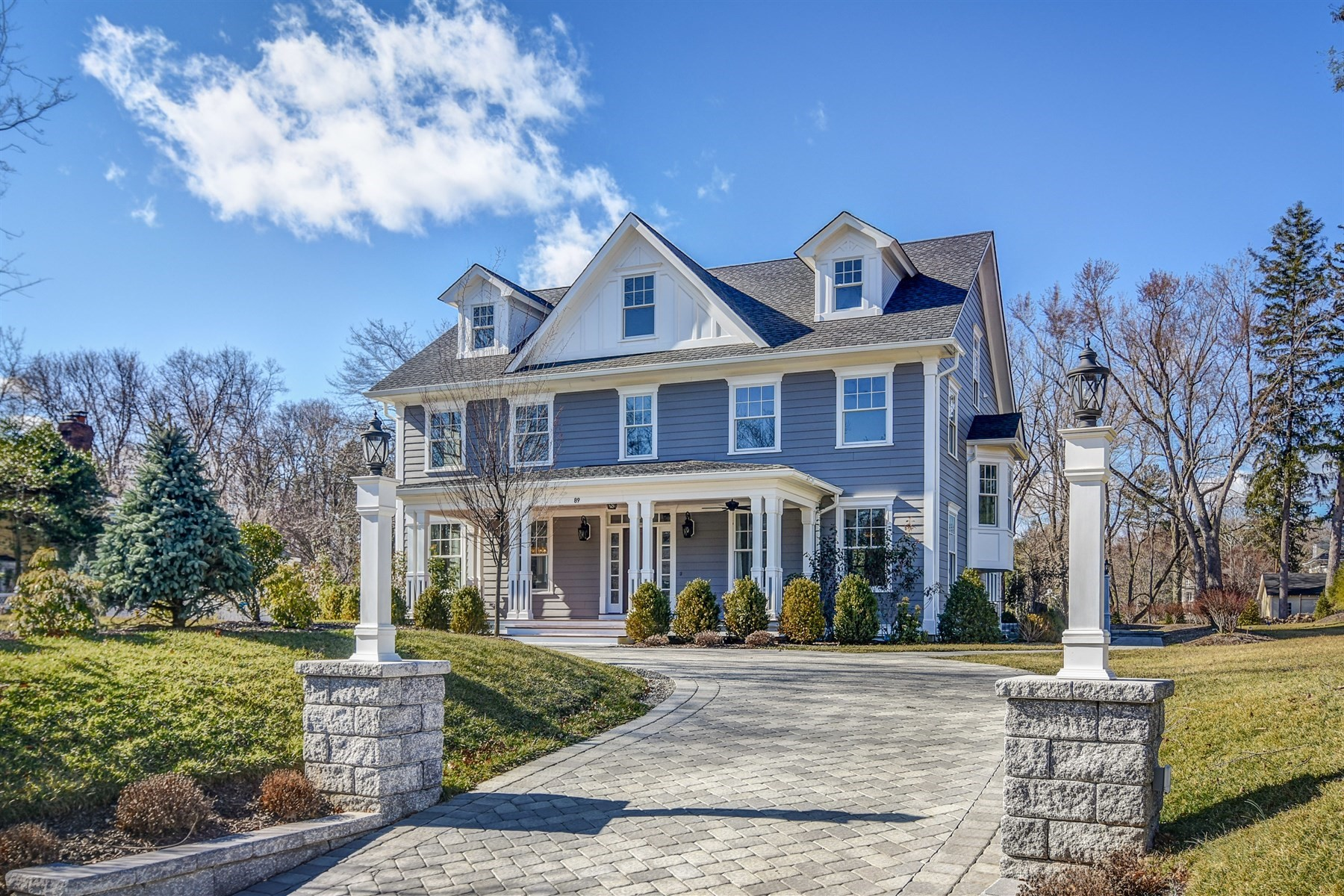 Single Family Home for Sale at Gracious Living on the Hill 89 Green Avenue Madison, New Jersey 07940 United States