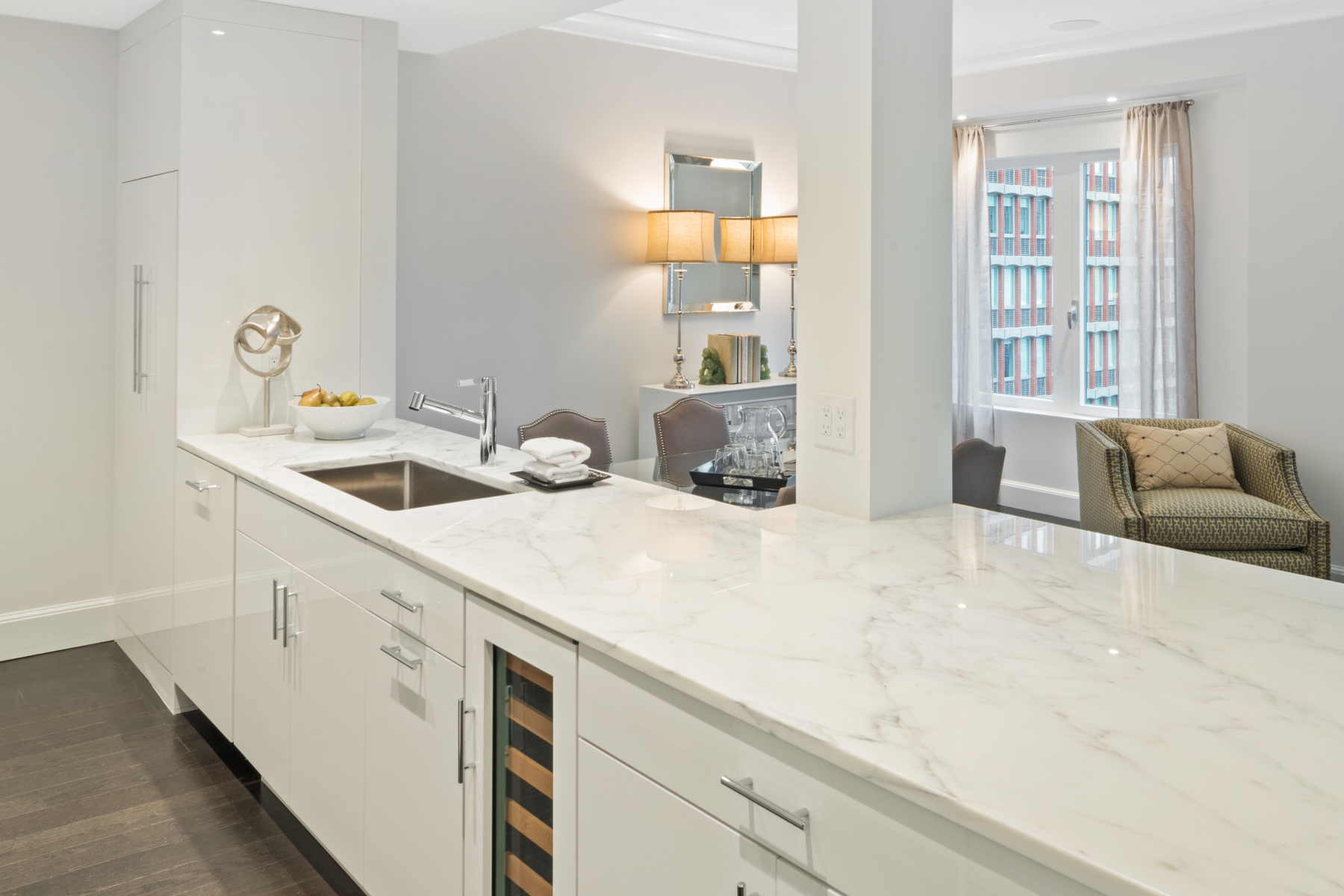 Additional photo for property listing at Ultimate Living Experience At The Mandarin 778 Boylston Street Unit 7E,  Boston, Massachusetts 02116 United States