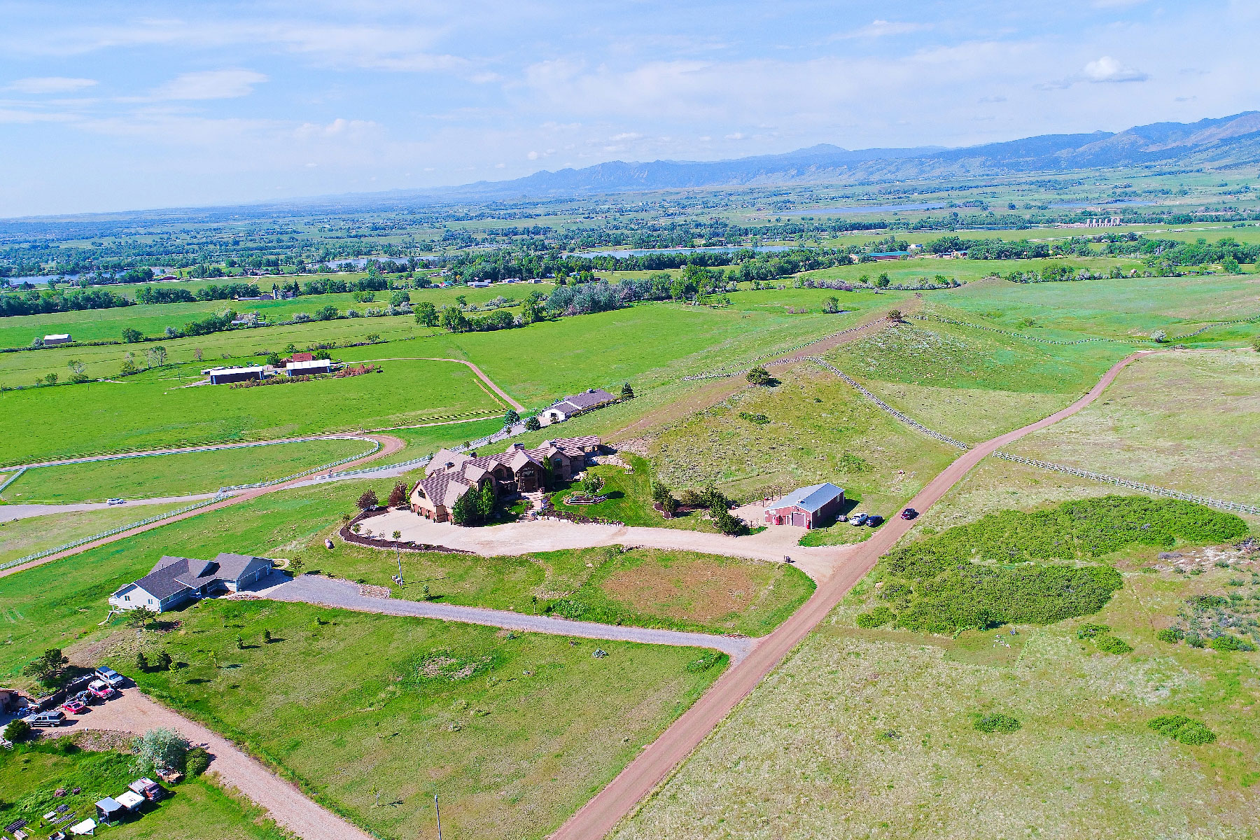 Additional photo for property listing at Executive Ranch! 6610 Rabbit Mountain Road Longmont, Colorado 80503 United States