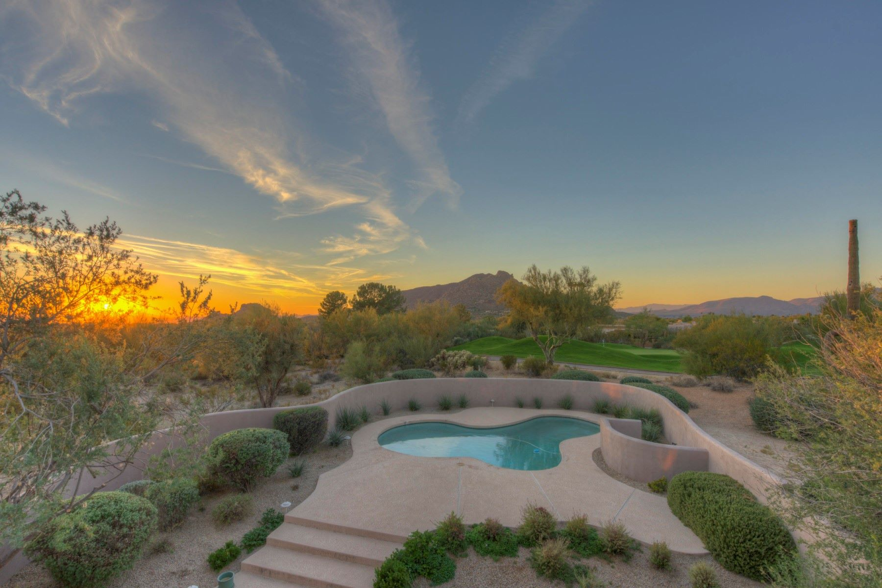 Single Family Home for Sale at Incredible Home in The Boulders 34940 N Indian Camp Trl, Scottsdale, Arizona, 85266 United States