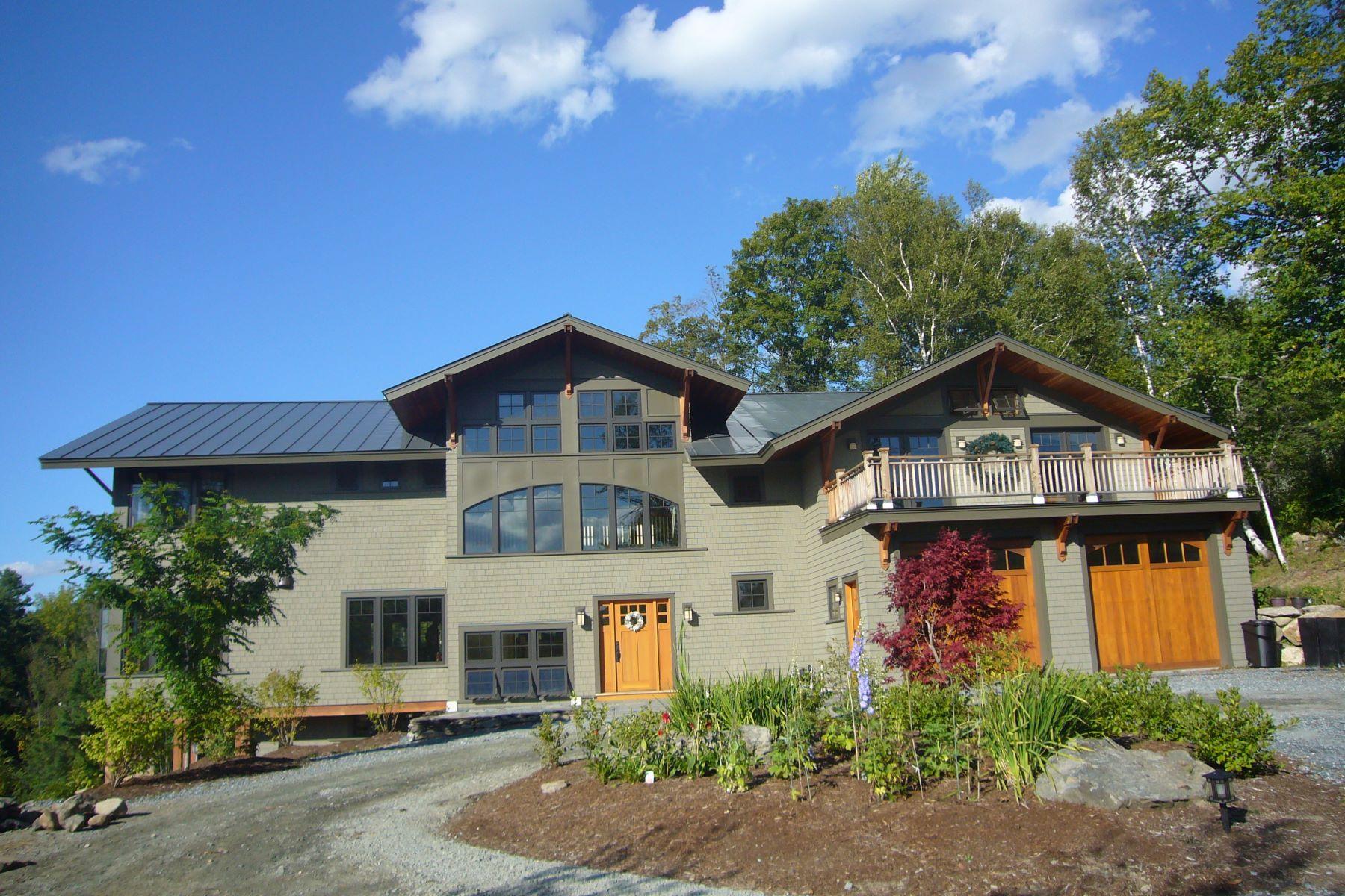 Частный односемейный дом для того Продажа на Mending Wall Farm 100 Highbridge, Lyme, Нью-Гэмпшир, 03768 Соединенные Штаты