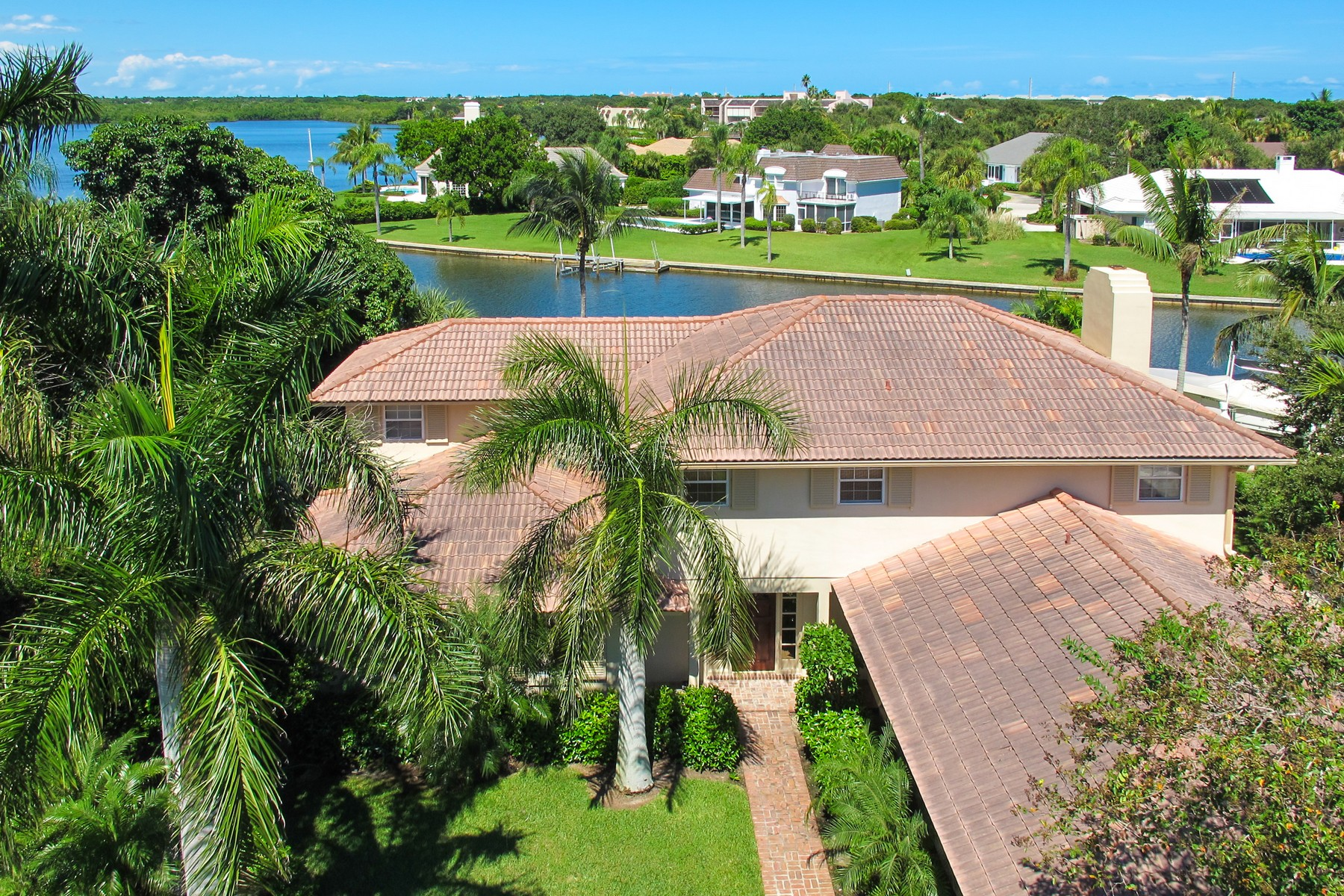Additional photo for property listing at Extraordinary Riverfront Estate 4576 Pebble Bay S Indian River Shores, Флорида 32963 Соединенные Штаты
