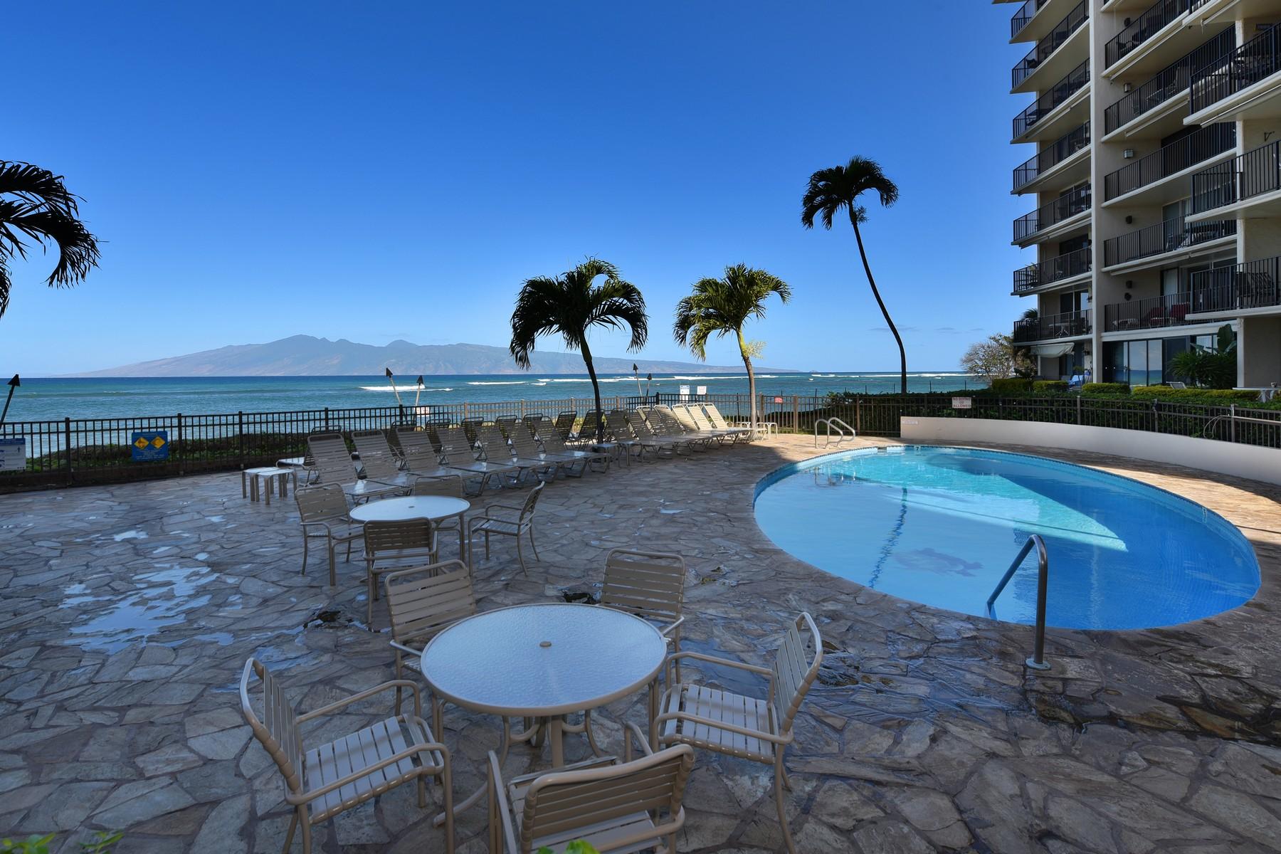 Кондоминиум для того Продажа на Paradise Found 4401 Lower Honoapiilani Road, Hololani A104 Kahana, Гавайи, 96761 Соединенные Штаты