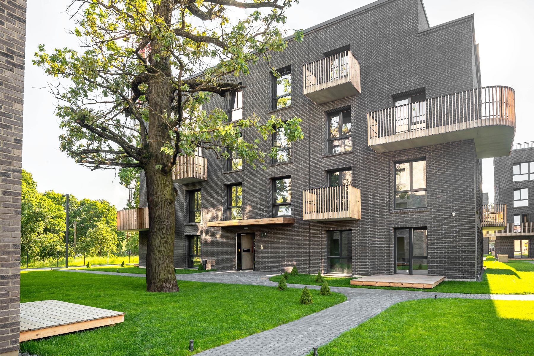 Apartments for Sale at Three-Bedroom Apartment with Terrace of the Roof Kaunas, Kaunas County Lithuania