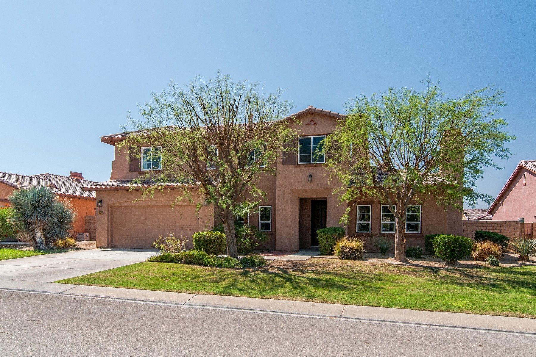 Single Family Homes for Active at 41343 Butler Court Indio, California 92203 United States