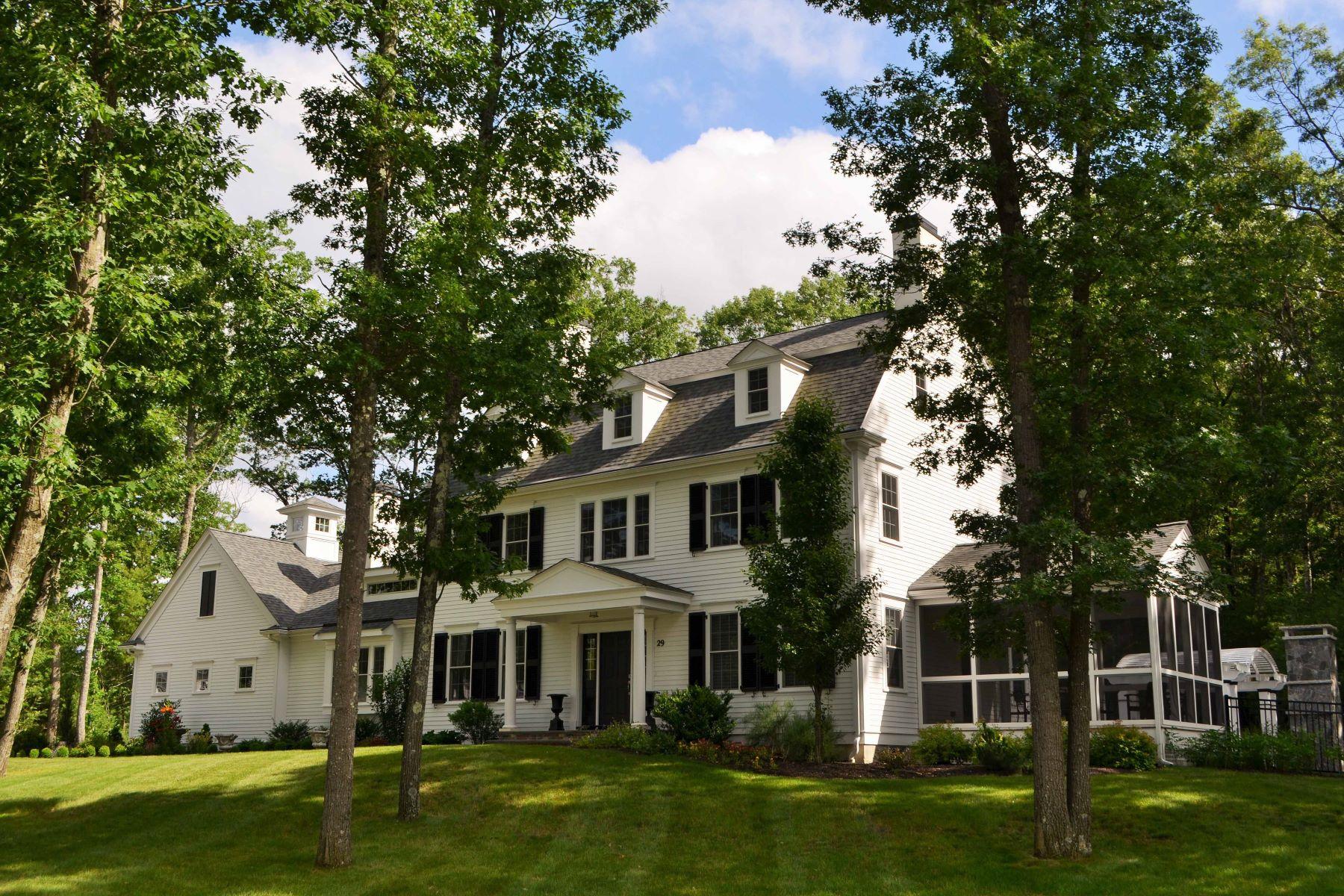 Casa Unifamiliar por un Venta en Cosentino 29 Mill Pond Bolton, Massachusetts 01740 Estados Unidos