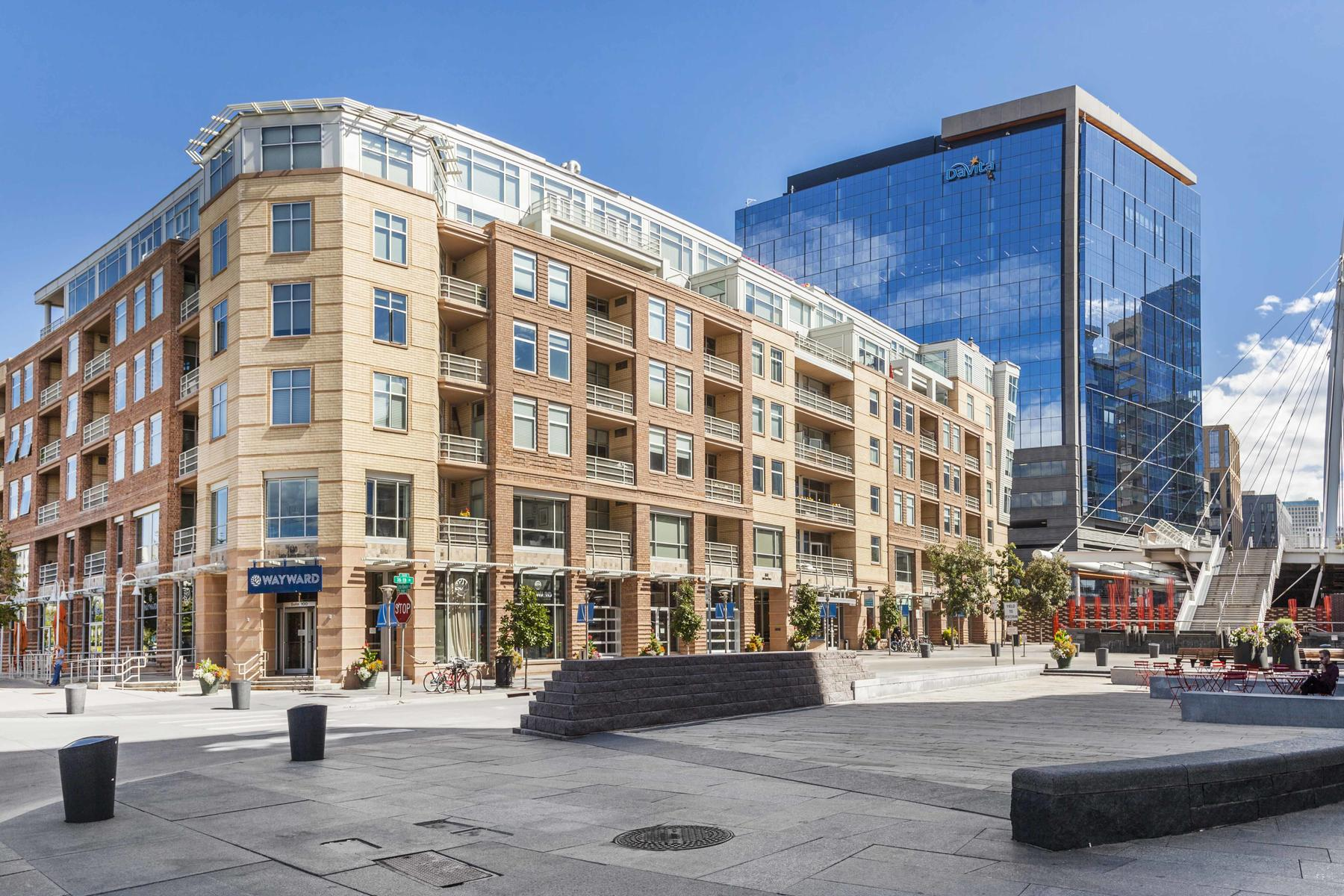 Condominium for Active at 1610 Little Raven Street #306 1610 Little Raven Street #306 Denver, Colorado 80202 United States