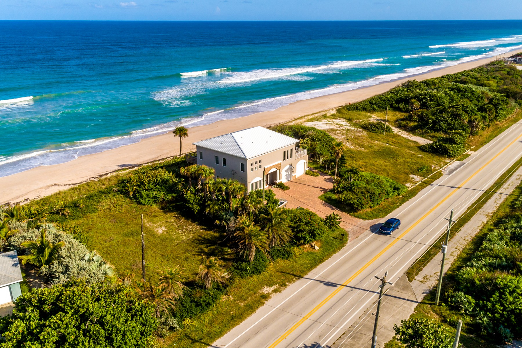 Additional photo for property listing at Beautiful Oceanfront Lot in South Beaches 6945 Highway A1A Melbourne Beach, Florida 32951 United States