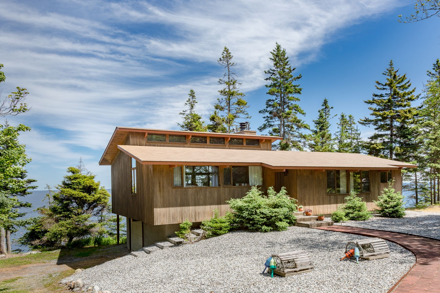Single Family Homes للـ Sale في Bristol, Maine 04554 United States