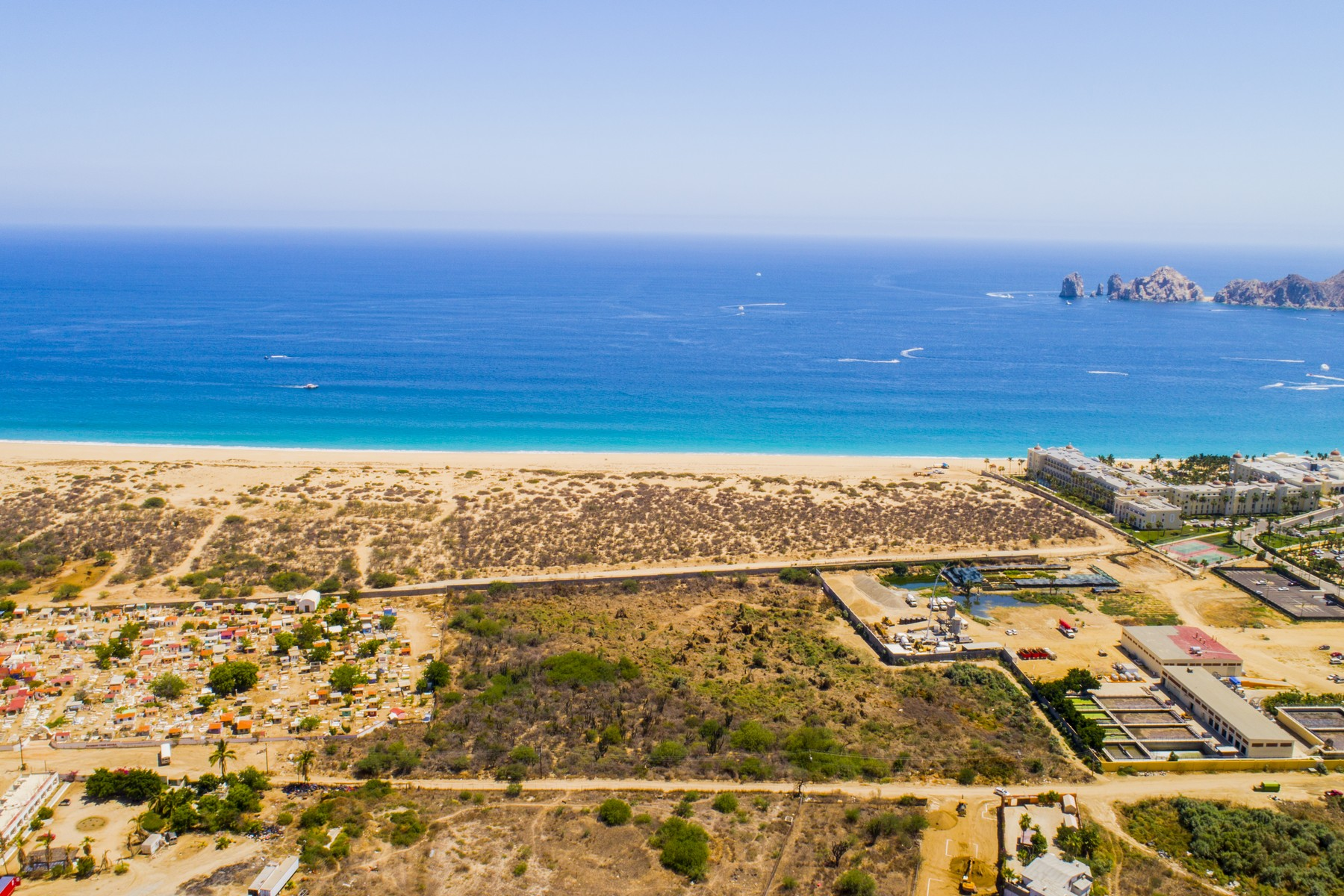 Land for Sale at La Huerta Camino Viejo a San Jose Entre Instalaciones Riu y Panteon Cabo San Lucas, 23454 Mexico